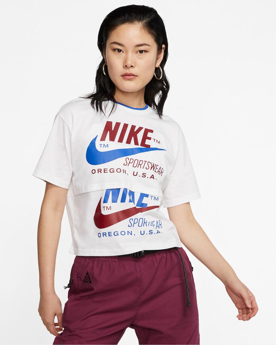 T-Shirt NIKE ICON CLASH W S5164029 scatto 2
