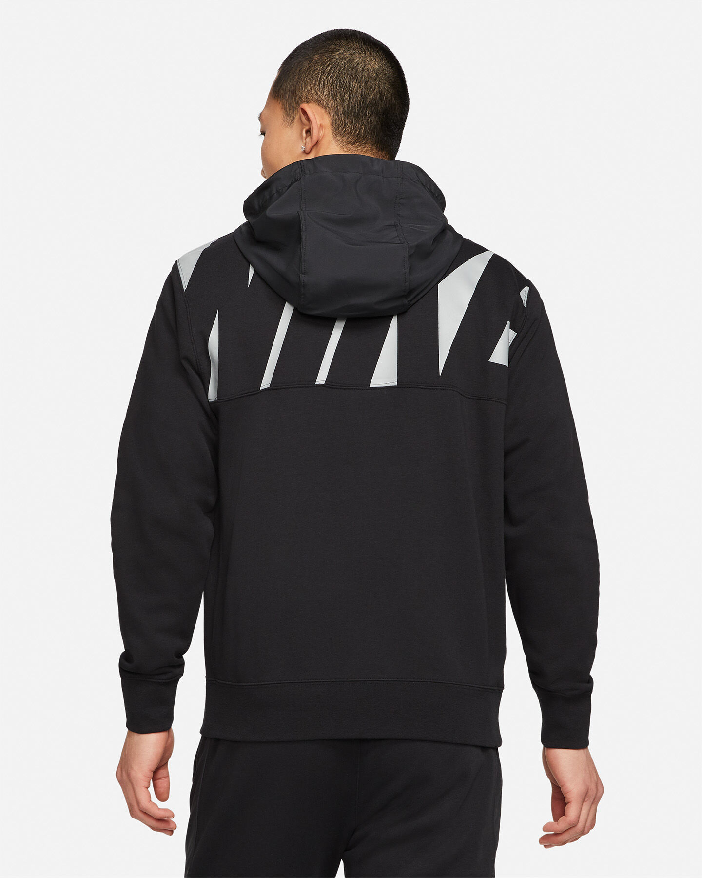 Felpa NIKE FULL ZIP M S5269882 scatto 1