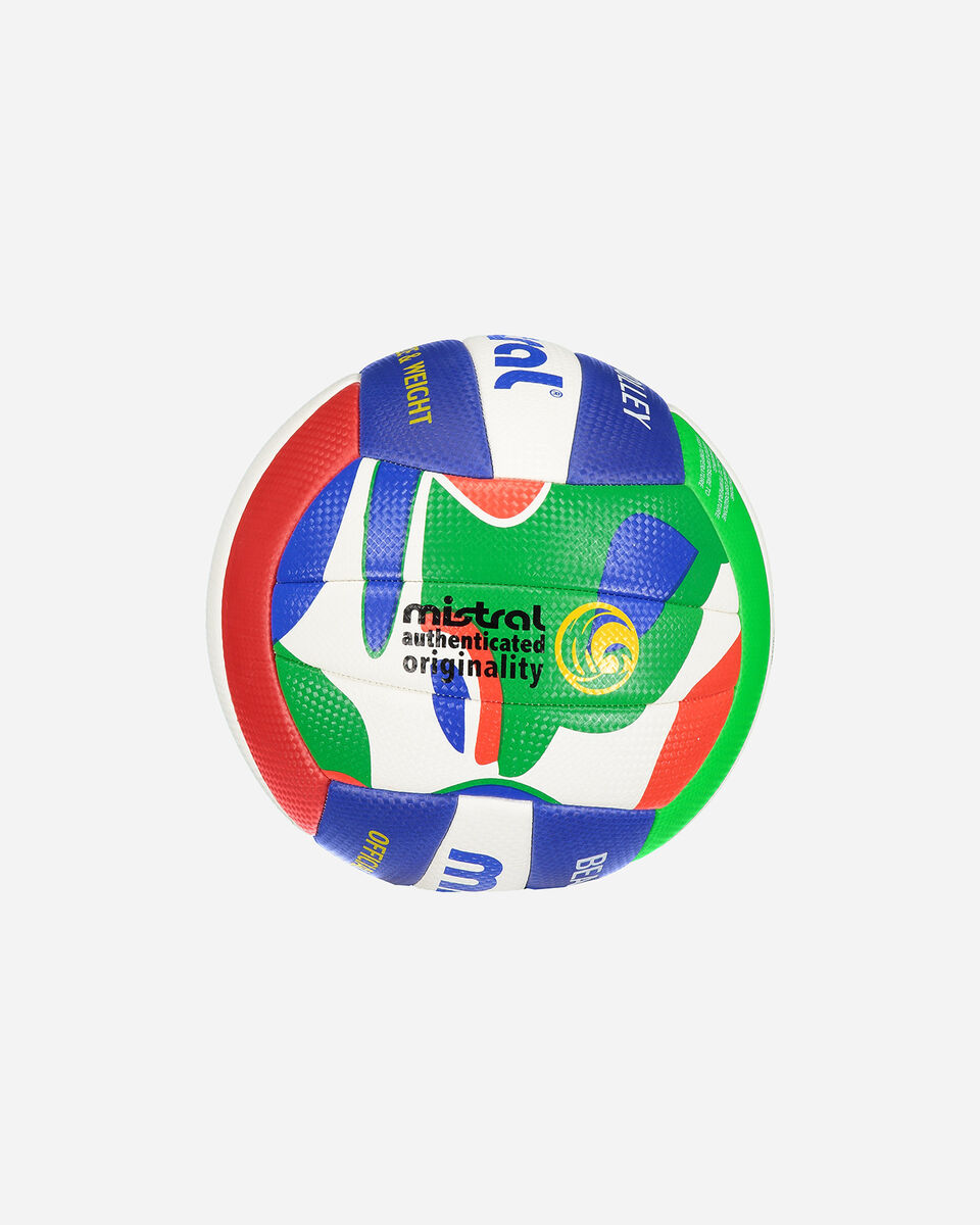 Pallone volley MISTRAL BEACH ITALIA 20 S4076111|896|UNI scatto 1