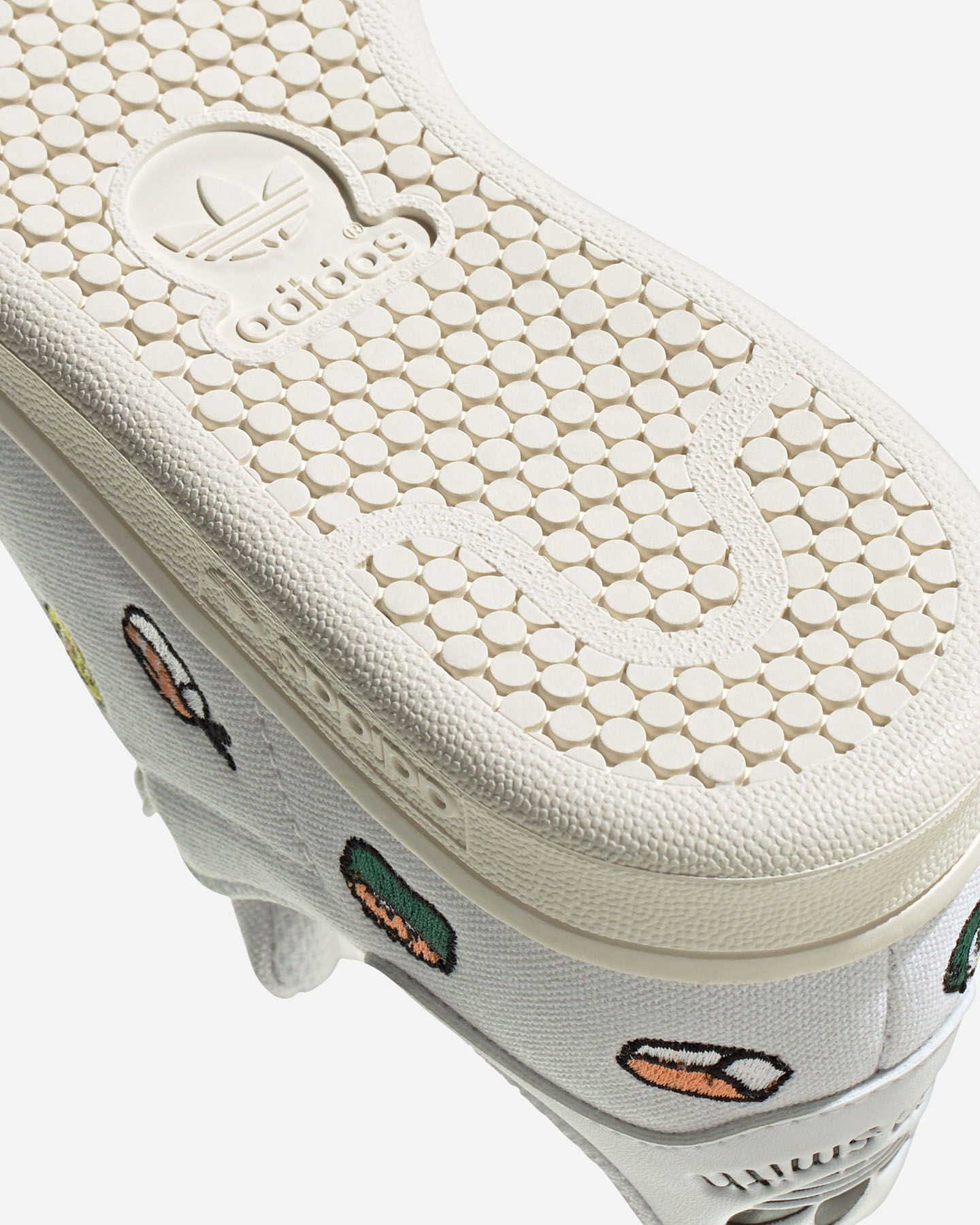 Scarpe sneakers ADIDAS STAN SMITH JR S5151501 scatto 5
