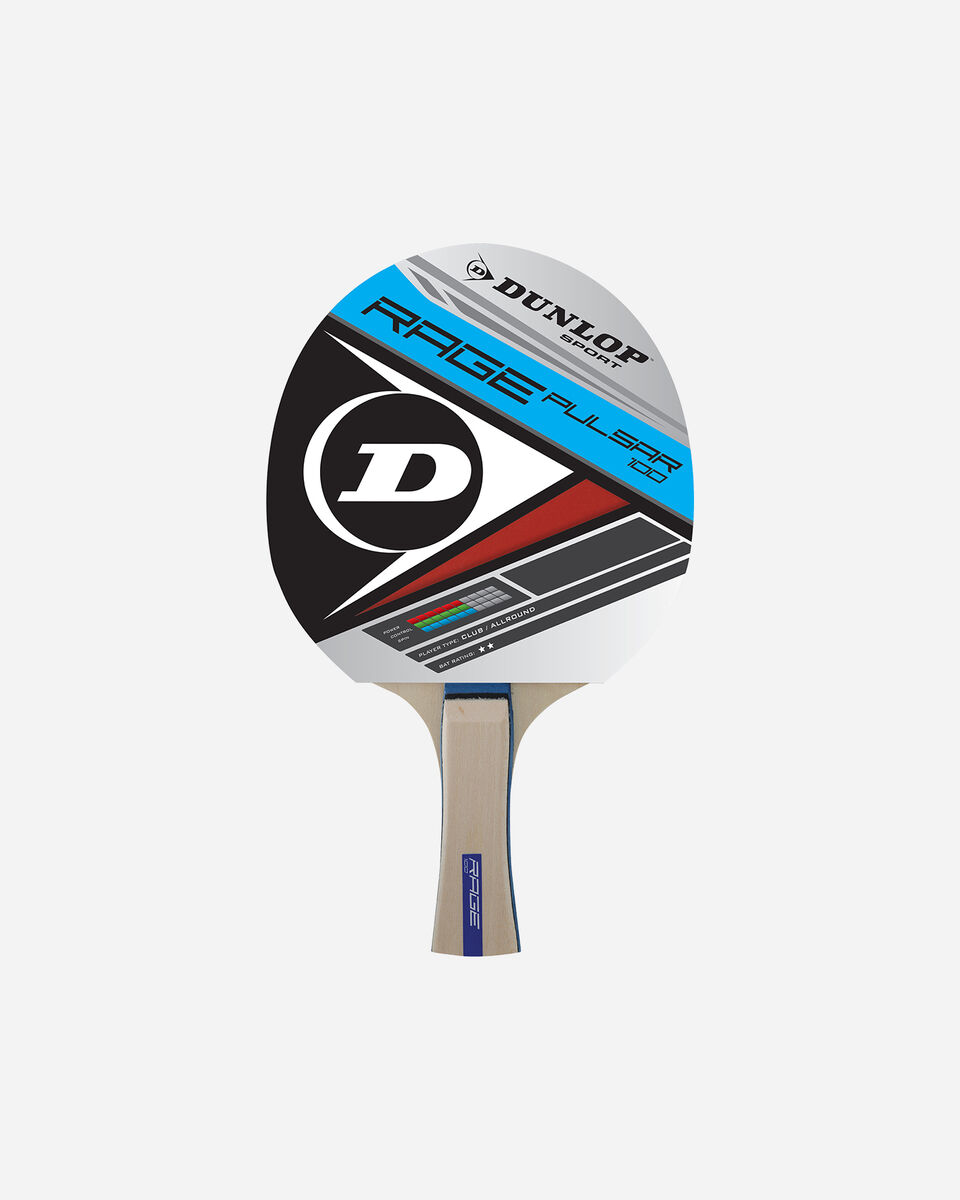 Accessorio ping pong DUNLOP RAGE PULSAR S4010047|1|UNI scatto 0