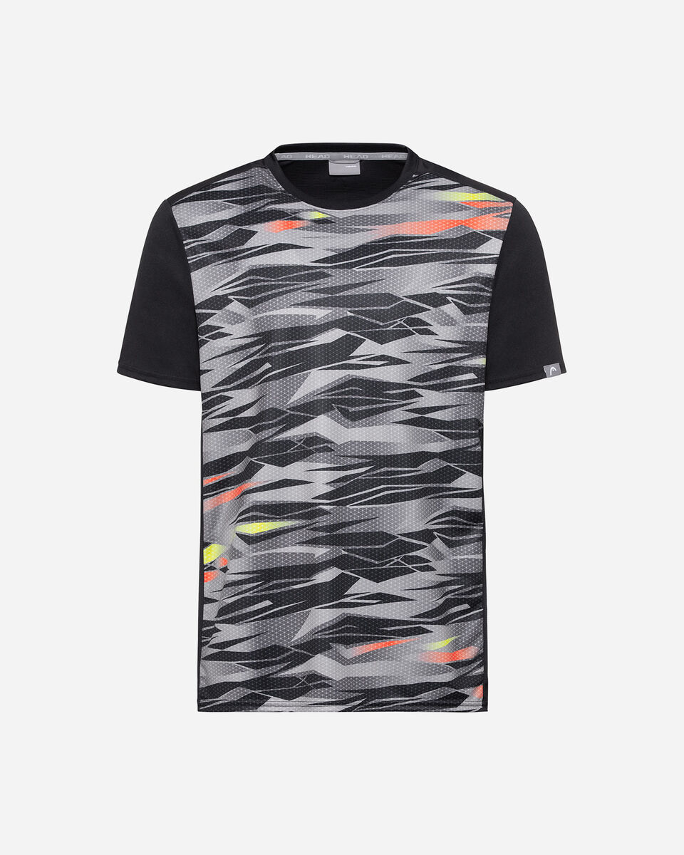 T-Shirt tennis HEAD SLIDER M S5251656 XI XXL scatto 0