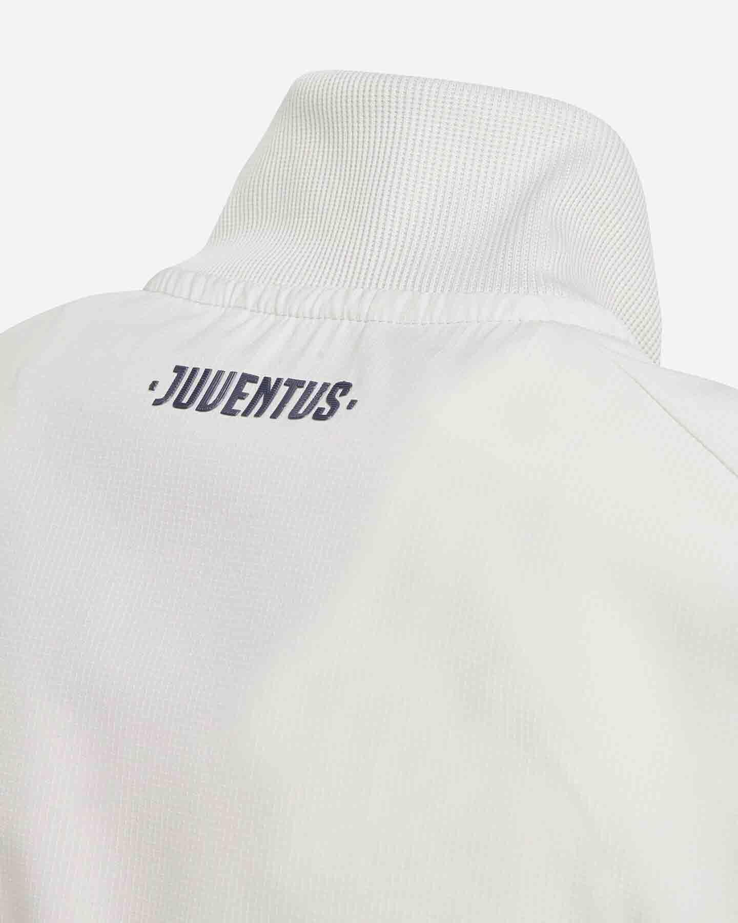 Abbigliamento calcio ADIDAS JUVENTUS PRESENTATION 20/21 JR S5217515 scatto 4