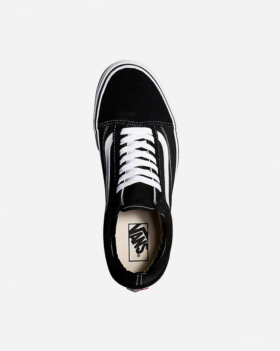 Scarpe sneakers VANS OLD SKOOL W S1306159 scatto 2