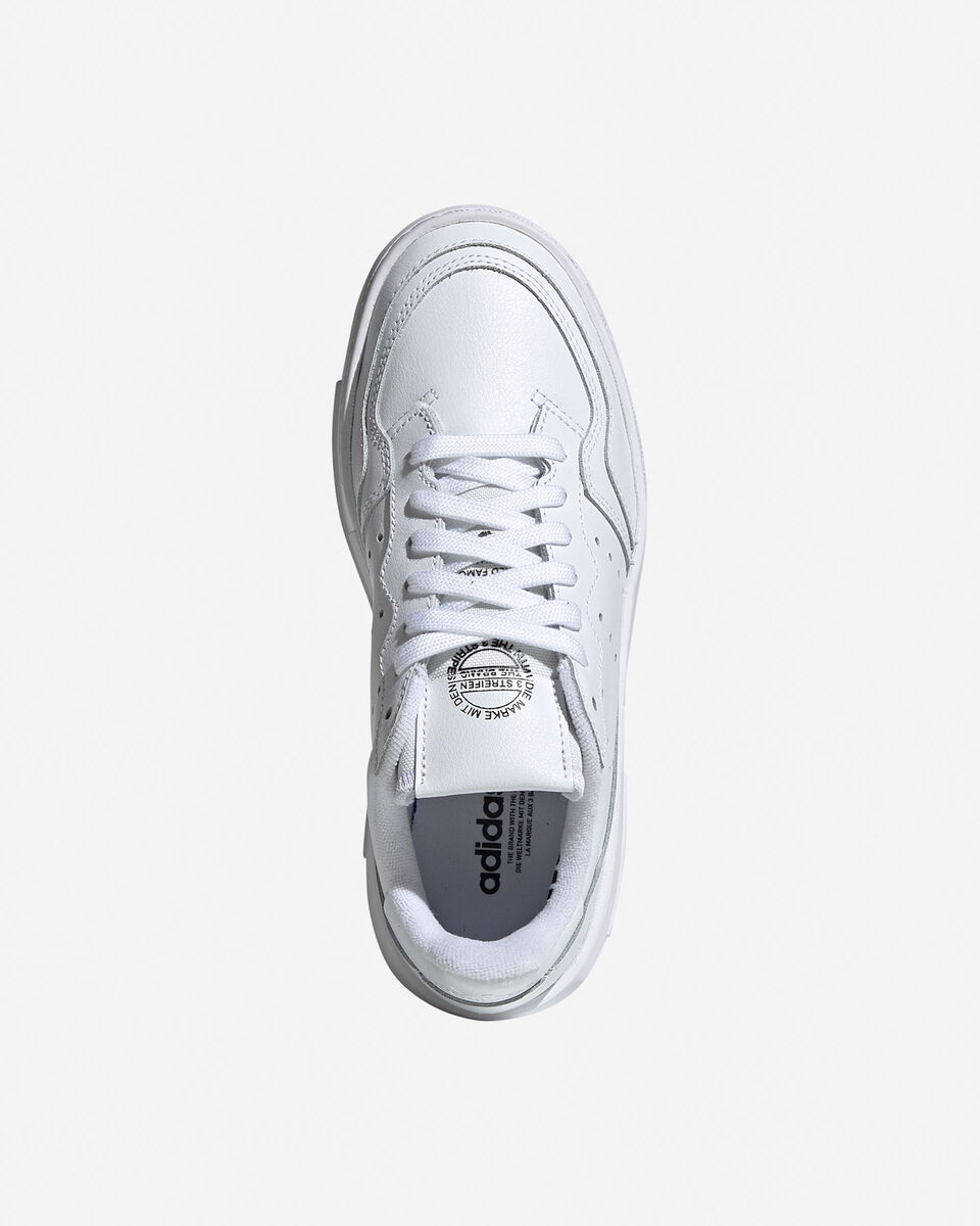 Scarpe sneakers ADIDAS SUPERCOURT GS JR S5069274 scatto 2