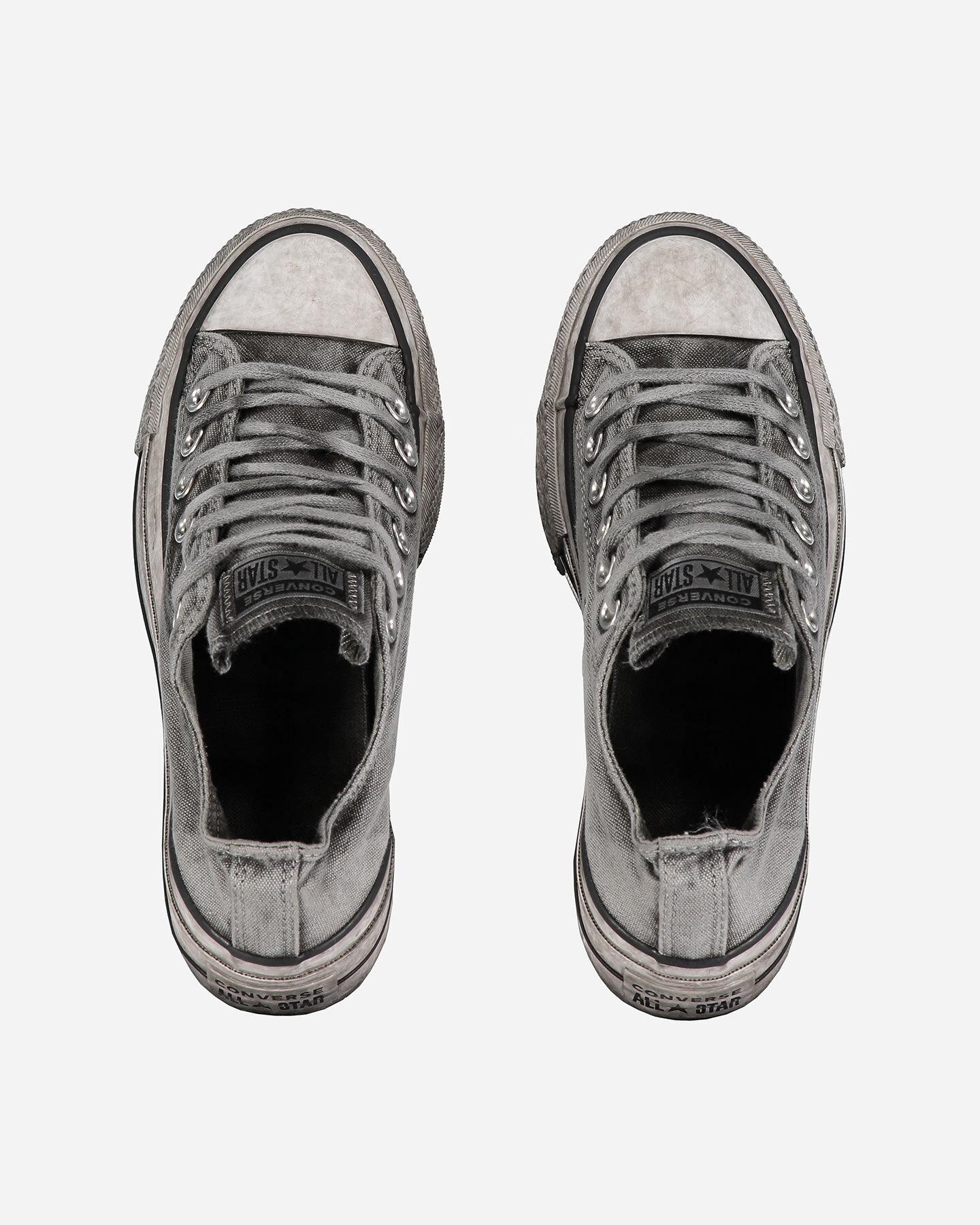Scarpe sneakers CONVERSE CHUCK TAYLOR ALL STAR OX LIFT W S4062602 scatto 3