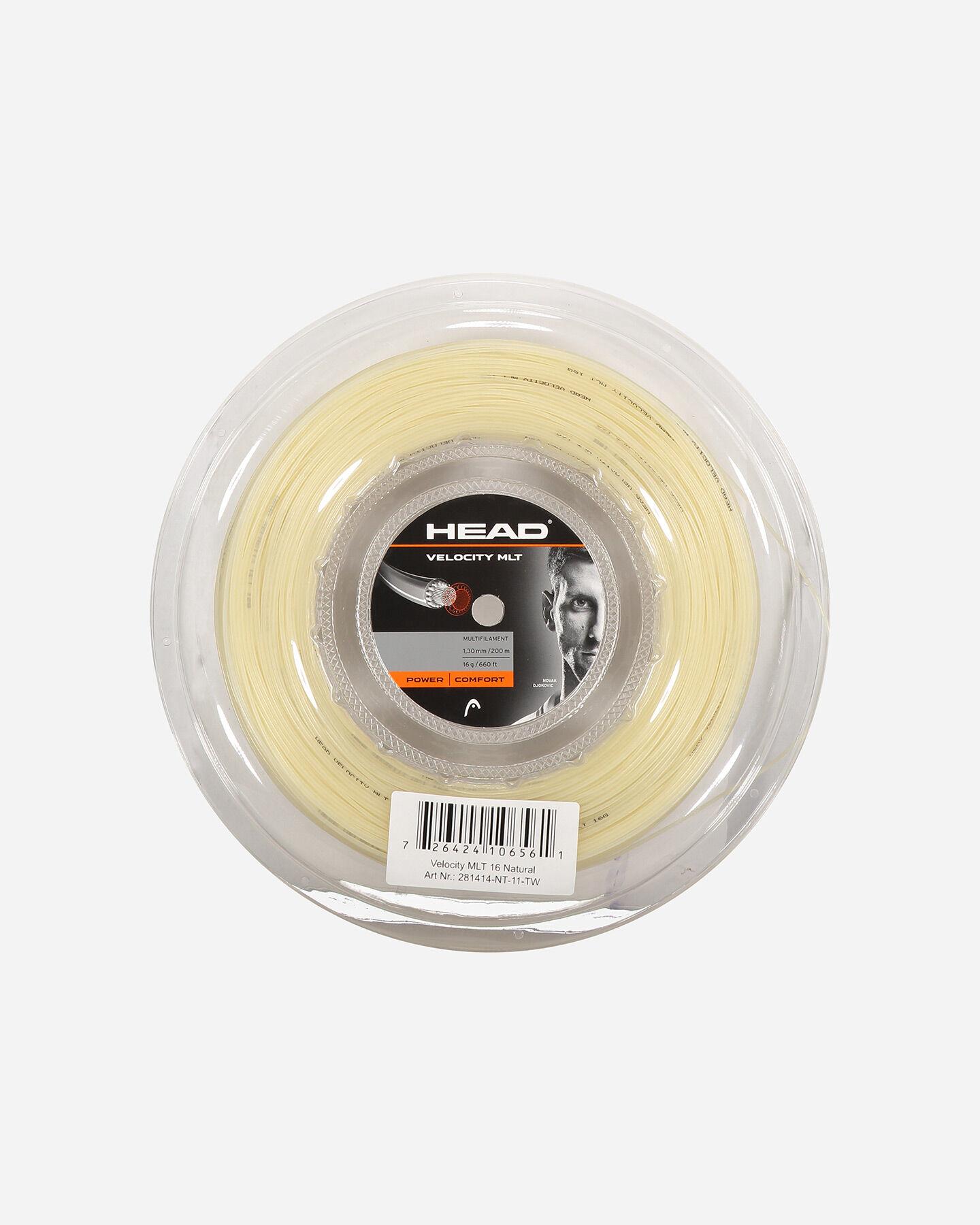 Corde tennis HEAD VELOCITY S4004023 scatto 0