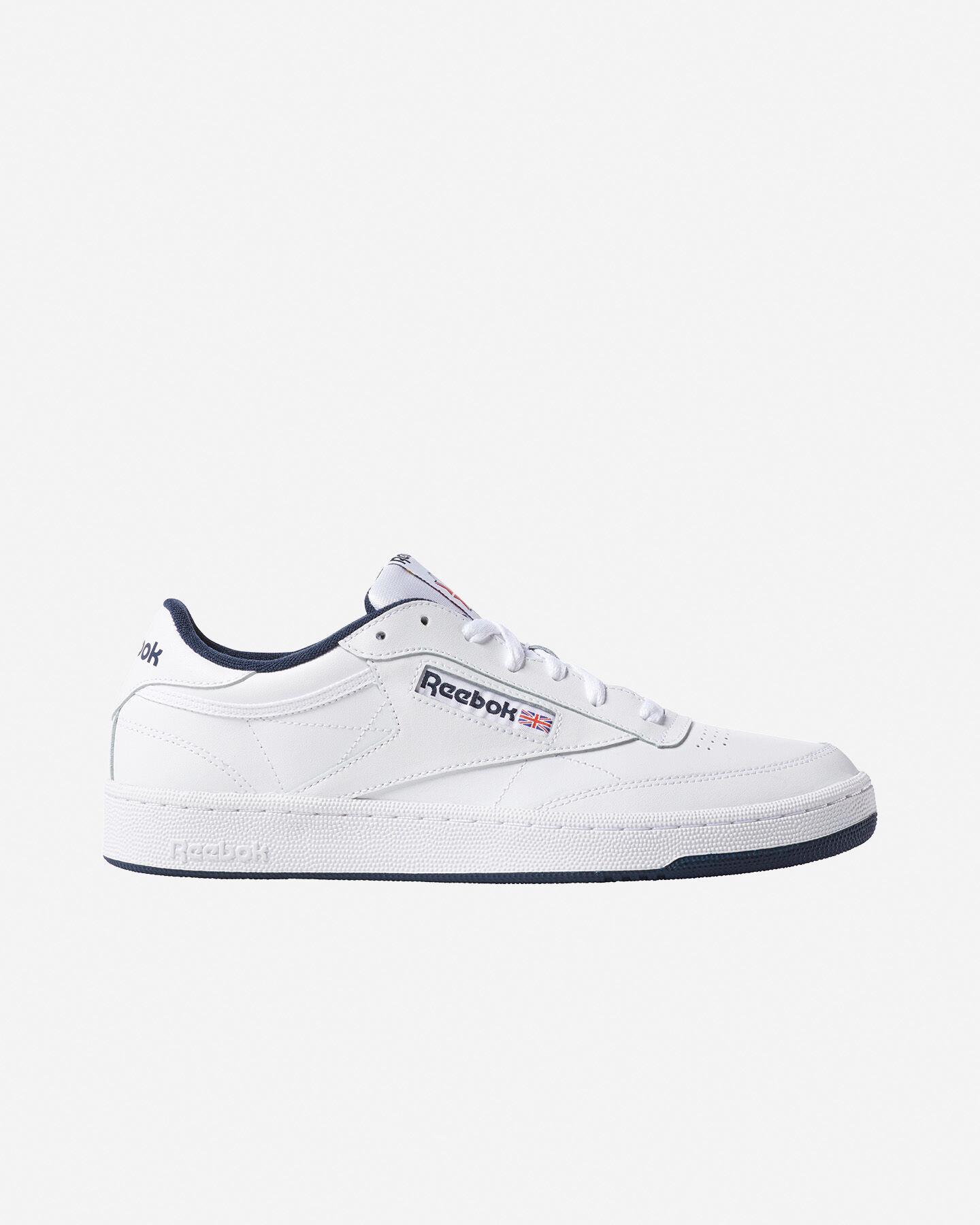 Scarpe sneakers REEBOK CLUB C 85 M S2011674 scatto 0
