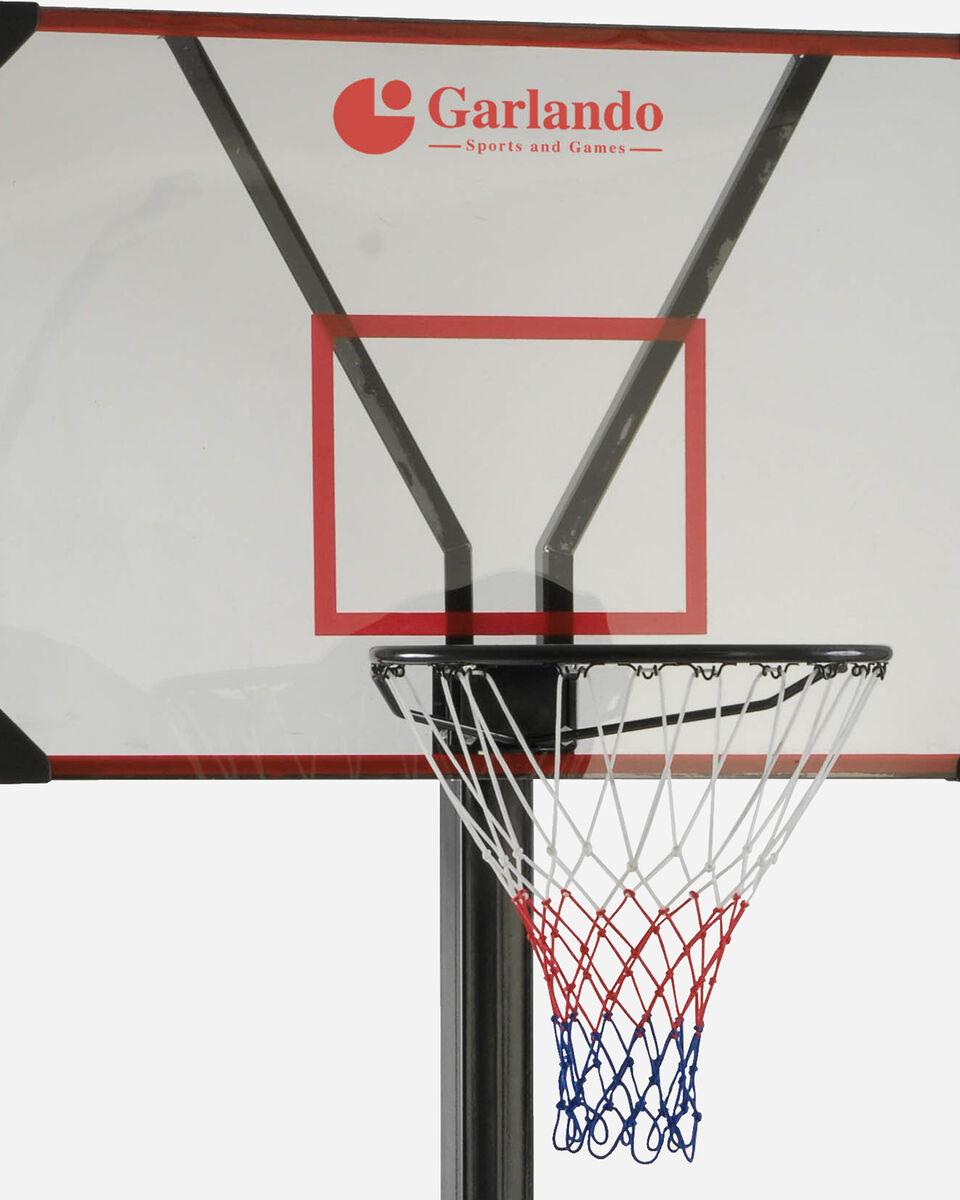 Attrezzatura basket GARLANDO SAN DIEGO S1209809 N.D. UNI scatto 1