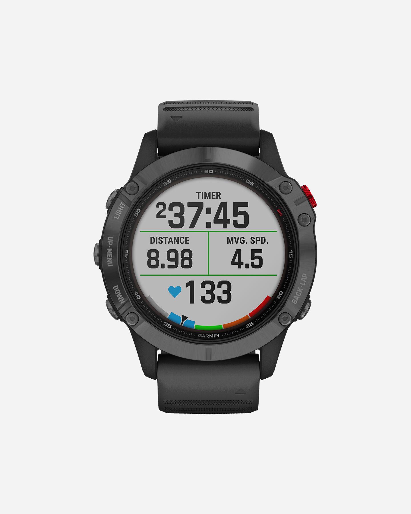 Orologio multifunzione GARMIN FENIX 6 PRO SOLAR S4086019 15 UNI scatto 0