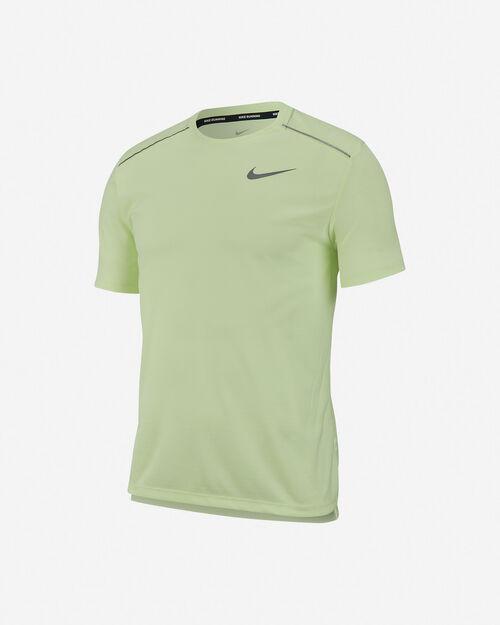 T-Shirt running NIKE DRI-FIT MILER TOP M