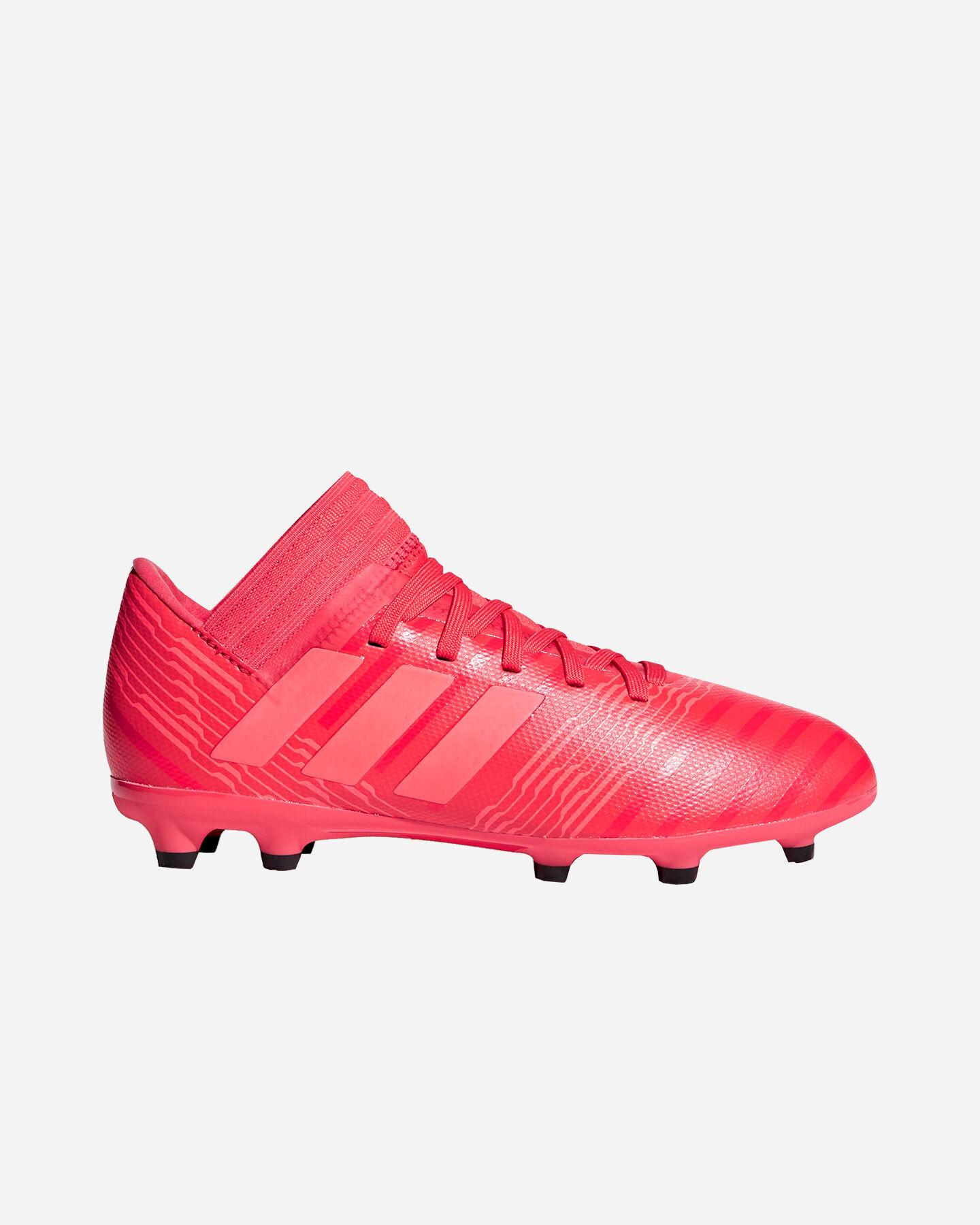 Scarpe Fg Cp9166cisalfa Fiyvmg7yb6 Sport Calcio Jr Nemeziz 17 Adidas 3 RLS435Acjq
