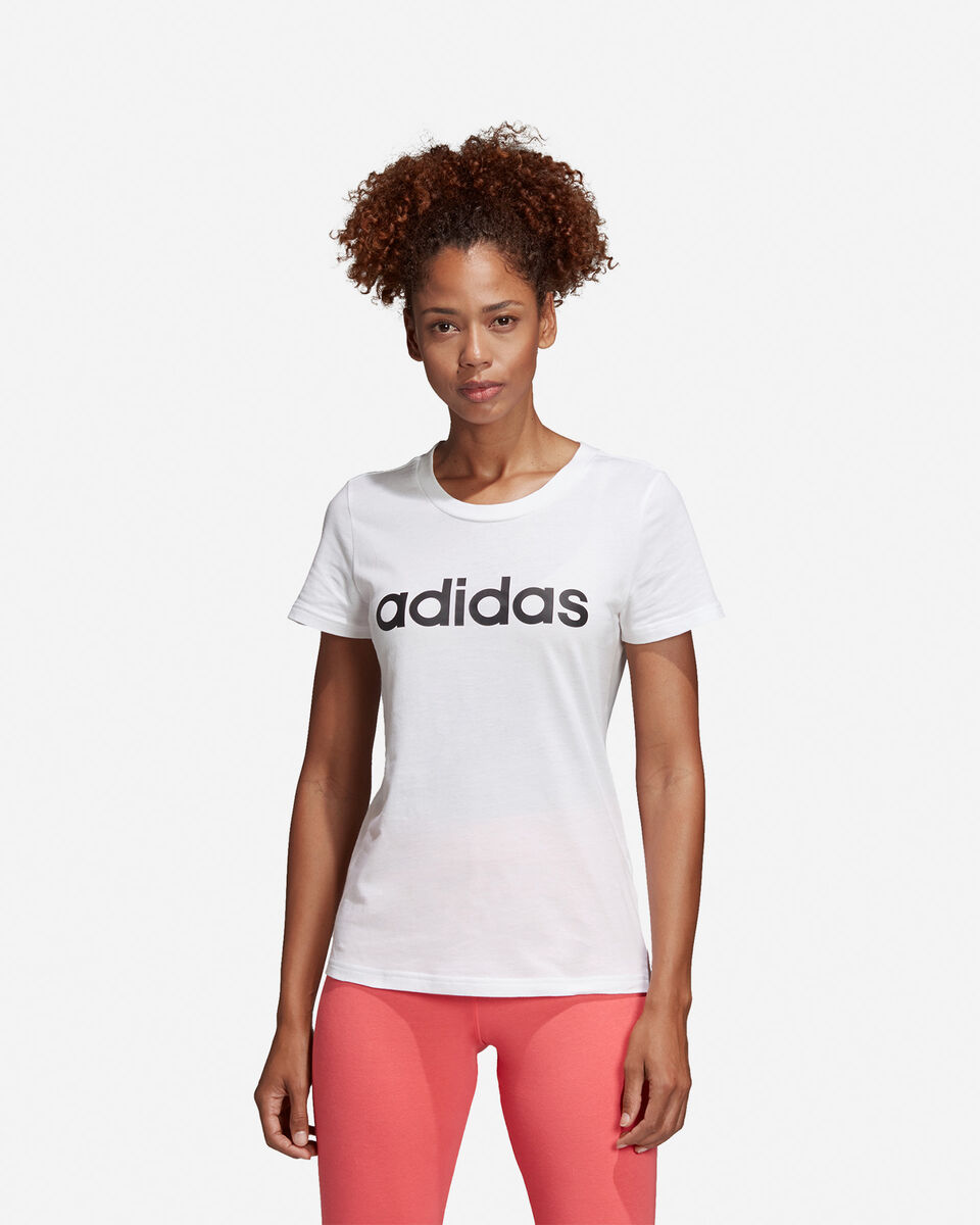 T-Shirt ADIDAS BLOG LINEAR W S2013855 scatto 2