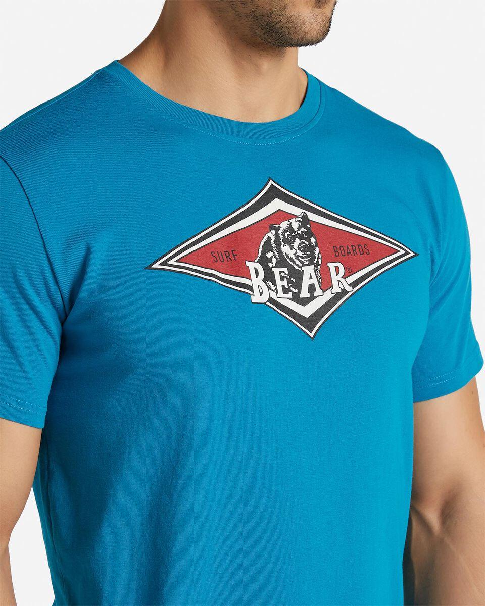 T-Shirt BEAR CLASSIC LOGO M S4065021|0824|L scatto 4