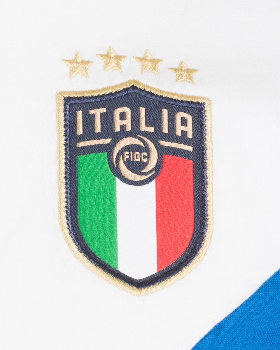 Abbigliamento calcio PUMA ITALIA ICON 20 JR S5185558 scatto 2