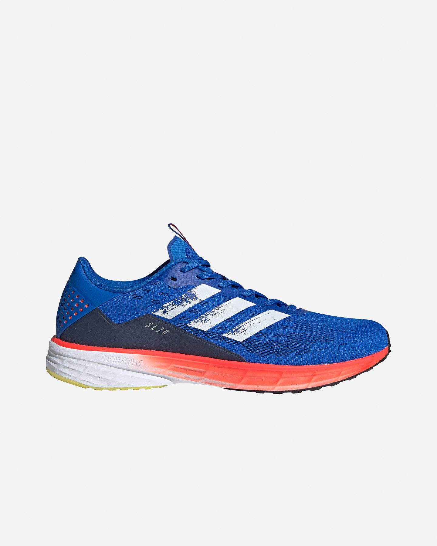 Scarpe running ADIDAS SL20 AEROREADY M S5150308 scatto 0