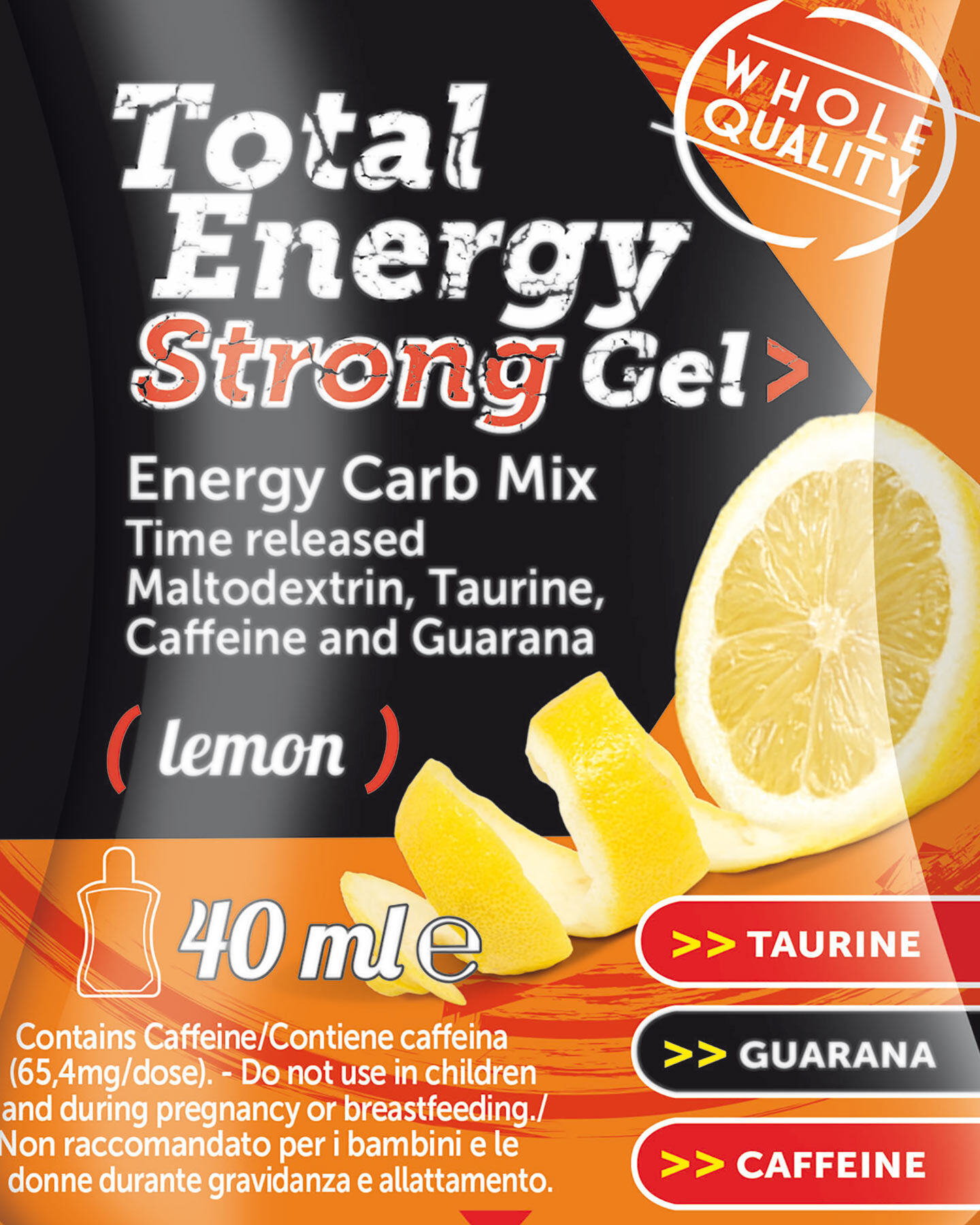 Energetico NAMED SPORT GEL LEMON S1309081|1|UNI scatto 1