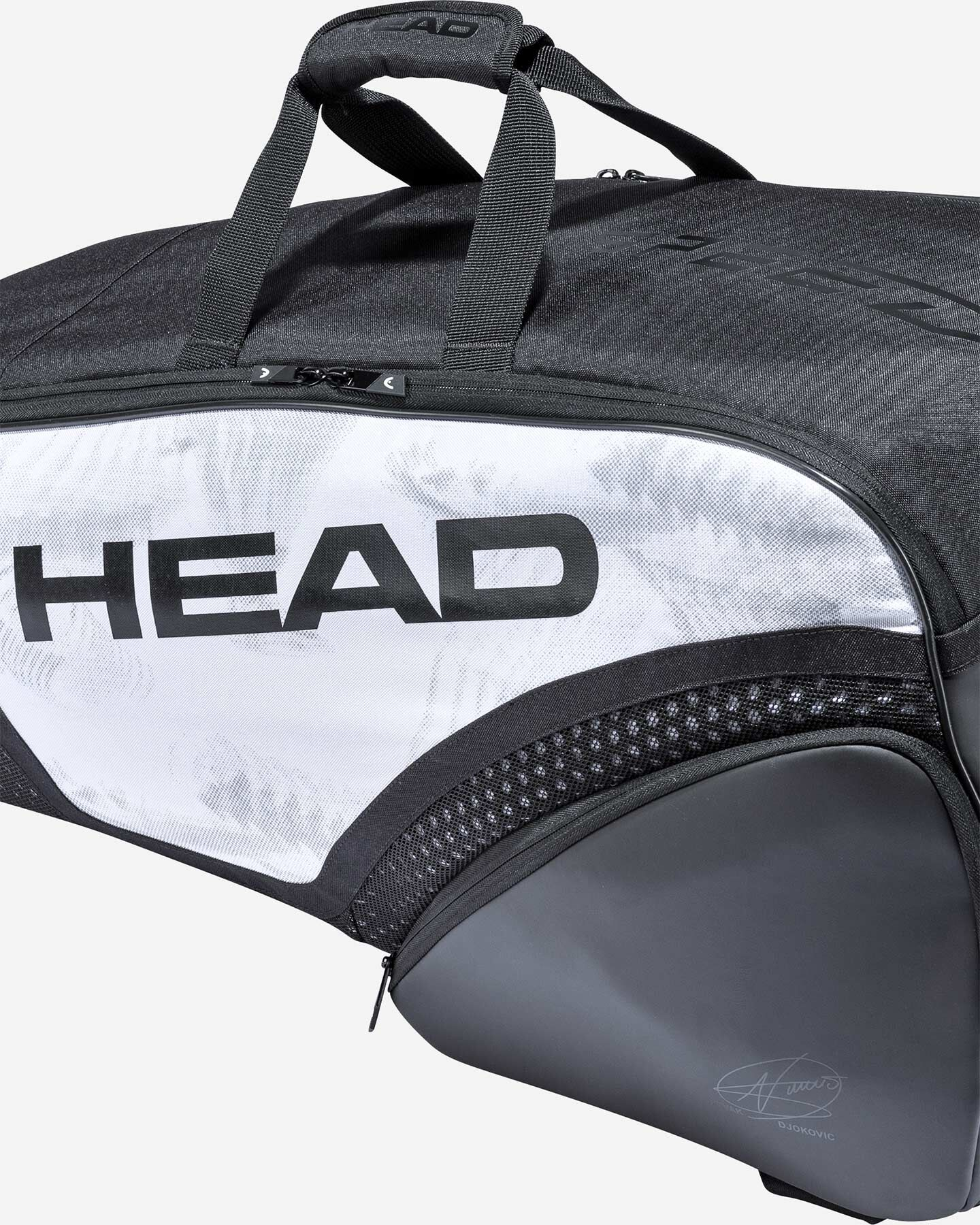 Fodero HEAD DJOKOVIC COMBI 6R S5349473 WHBK UNI scatto 1
