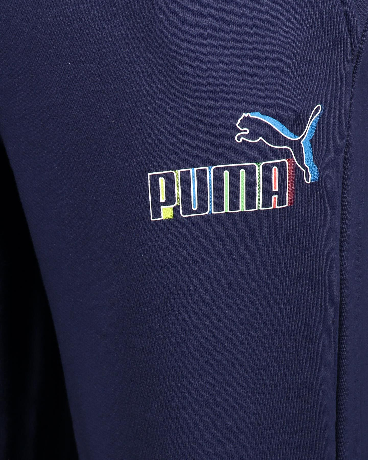 Pantalone PUMA CORE BLANK BASE CLOSED M S5339790 scatto 3