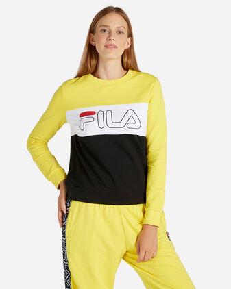 Felpa FILA COLOR BLOCK W