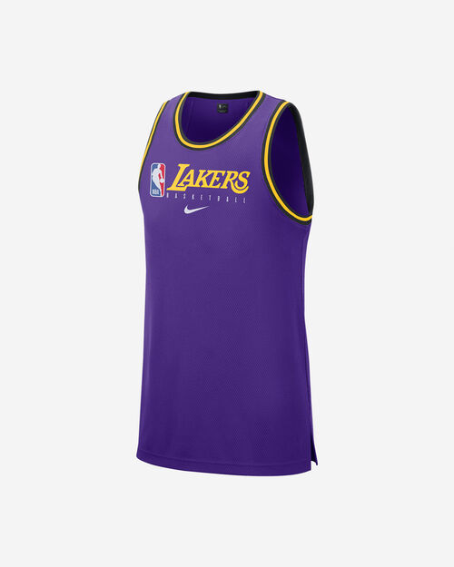 Canotta basket NIKE LOS ANGELES LAKERS DRI-FIT M