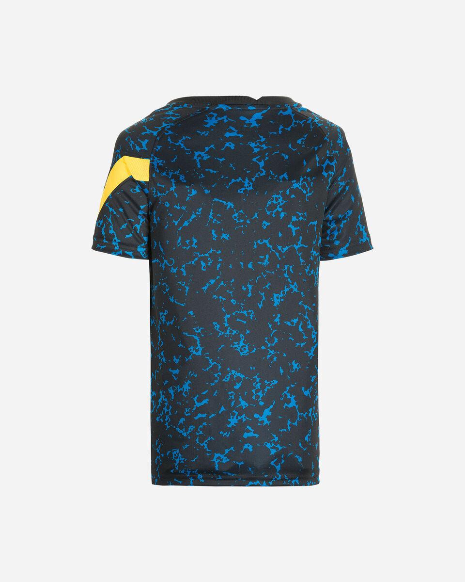 Abbigliamento calcio NIKE INTER PREMATCH 20-21 JR S5195546 scatto 1