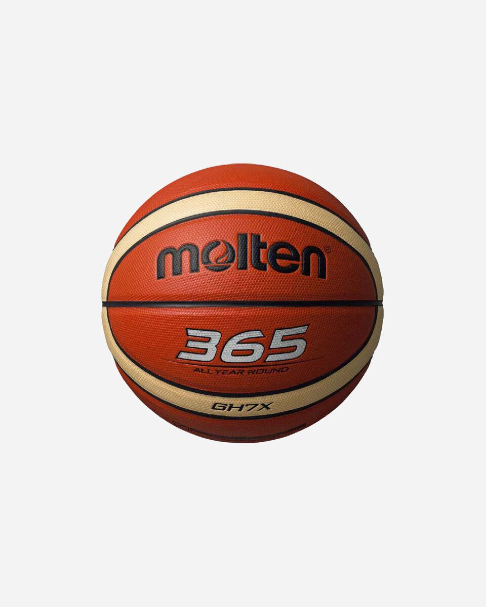 Pallone basket MOLTEN GH7X MIS.7 S1296898 1 7 scatto 0