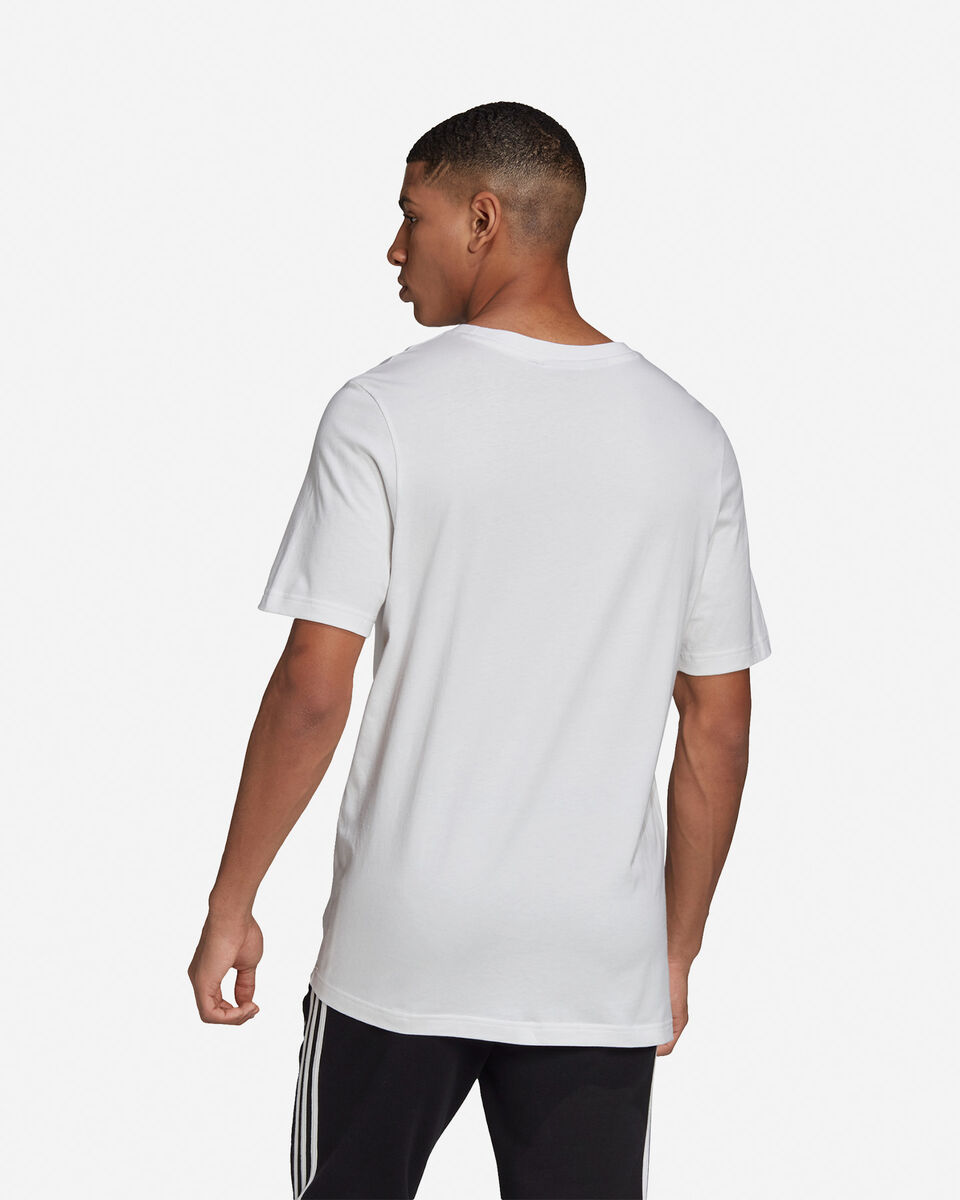 T-Shirt ADIDAS OUTLINE M S5210669 scatto 4