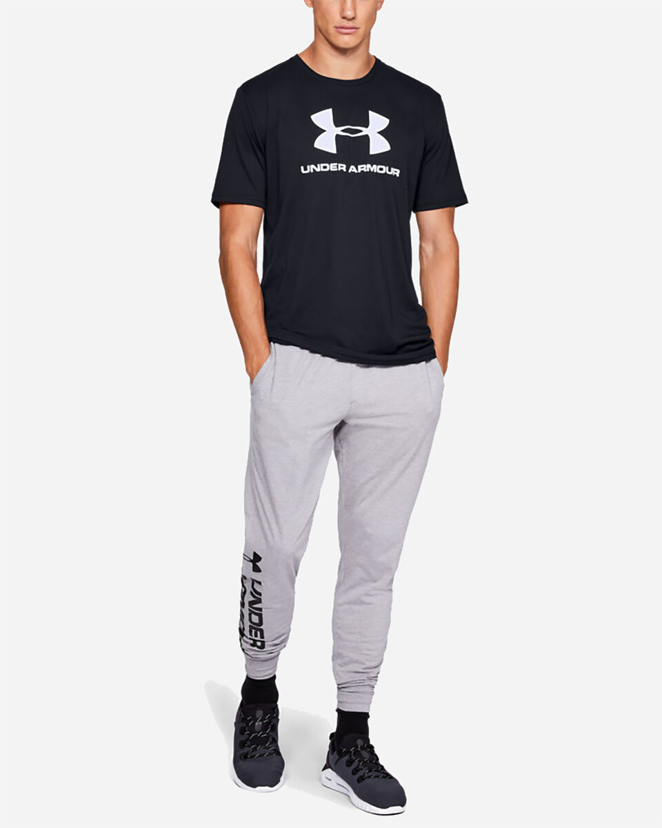 T-Shirt UNDER ARMOUR BIG LOGO M S5035486 scatto 4