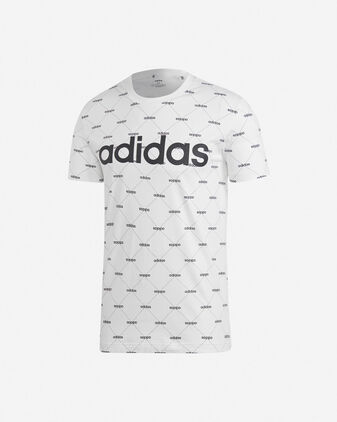 T-Shirt ADIDAS LINEAR GRAPHIC CORE M