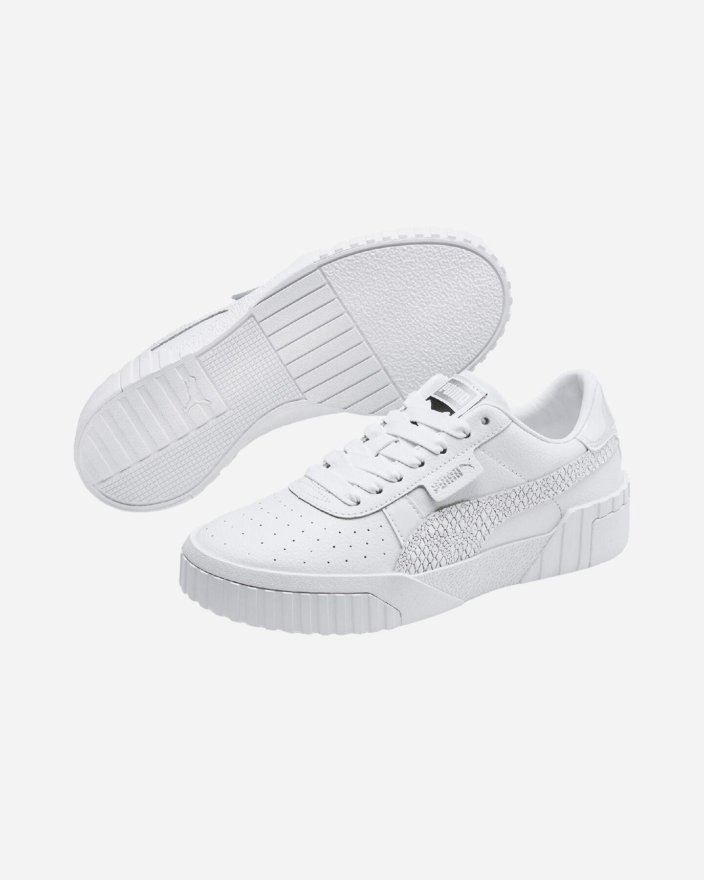 Scarpe sneakers PUMA CALI SNAKE W S5188845 scatto 1