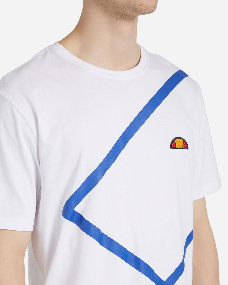 T-Shirt ELLESSE RIMINI TENNIS M S4087809 scatto 4