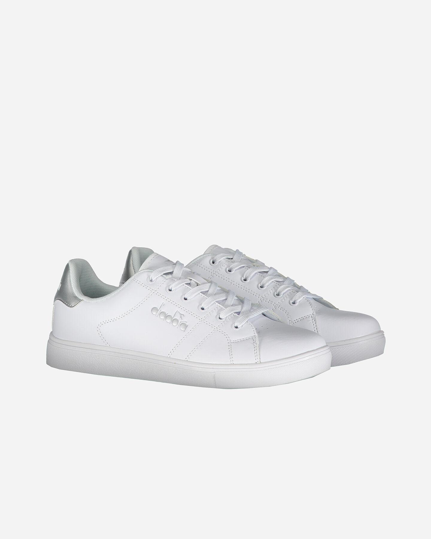 Scarpe sneakers DIADORA TIE BREAK W S4063981 scatto 1