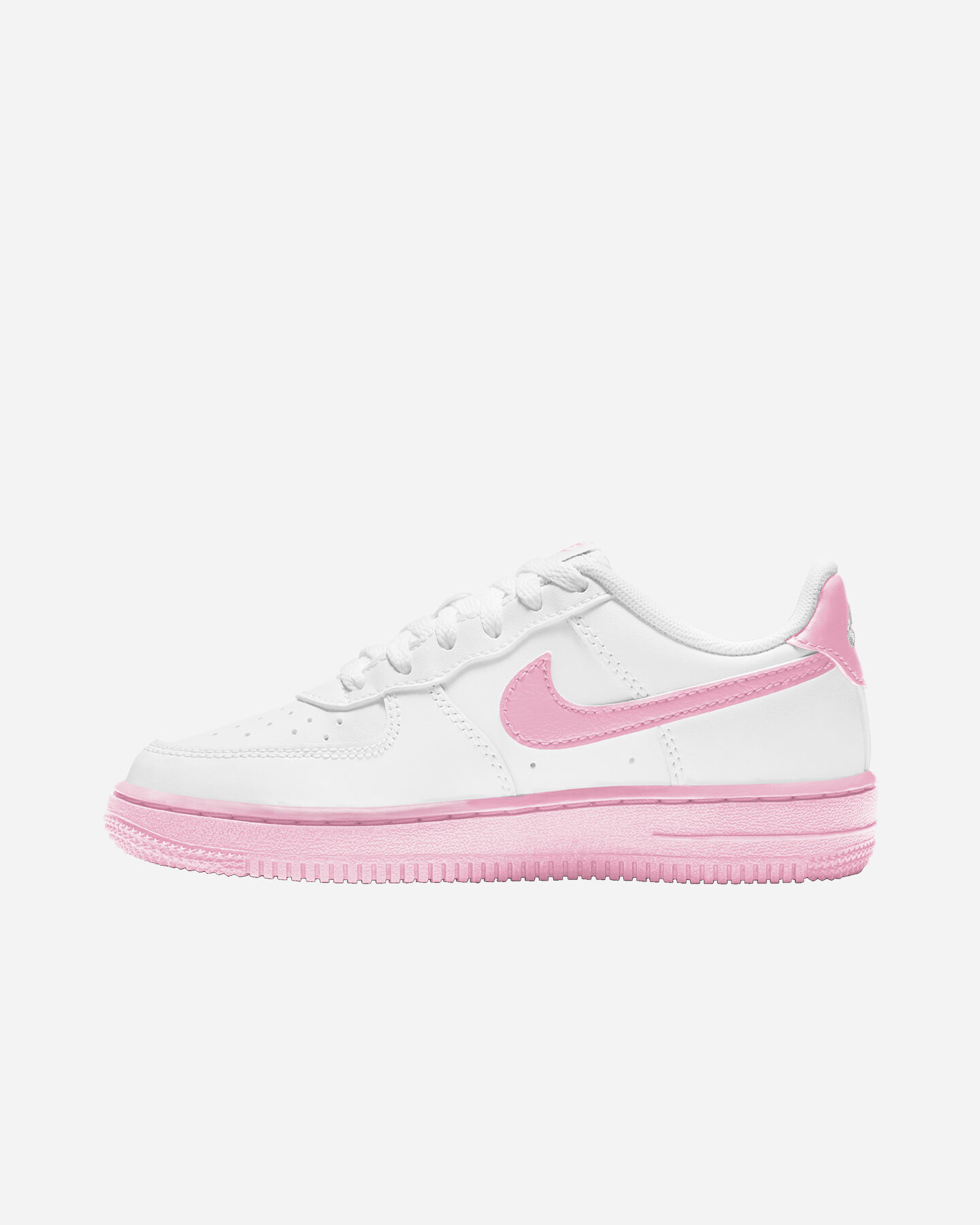 Scarpe sportive NIKE AIR FORCE 1 PS JR S5223633 scatto 2