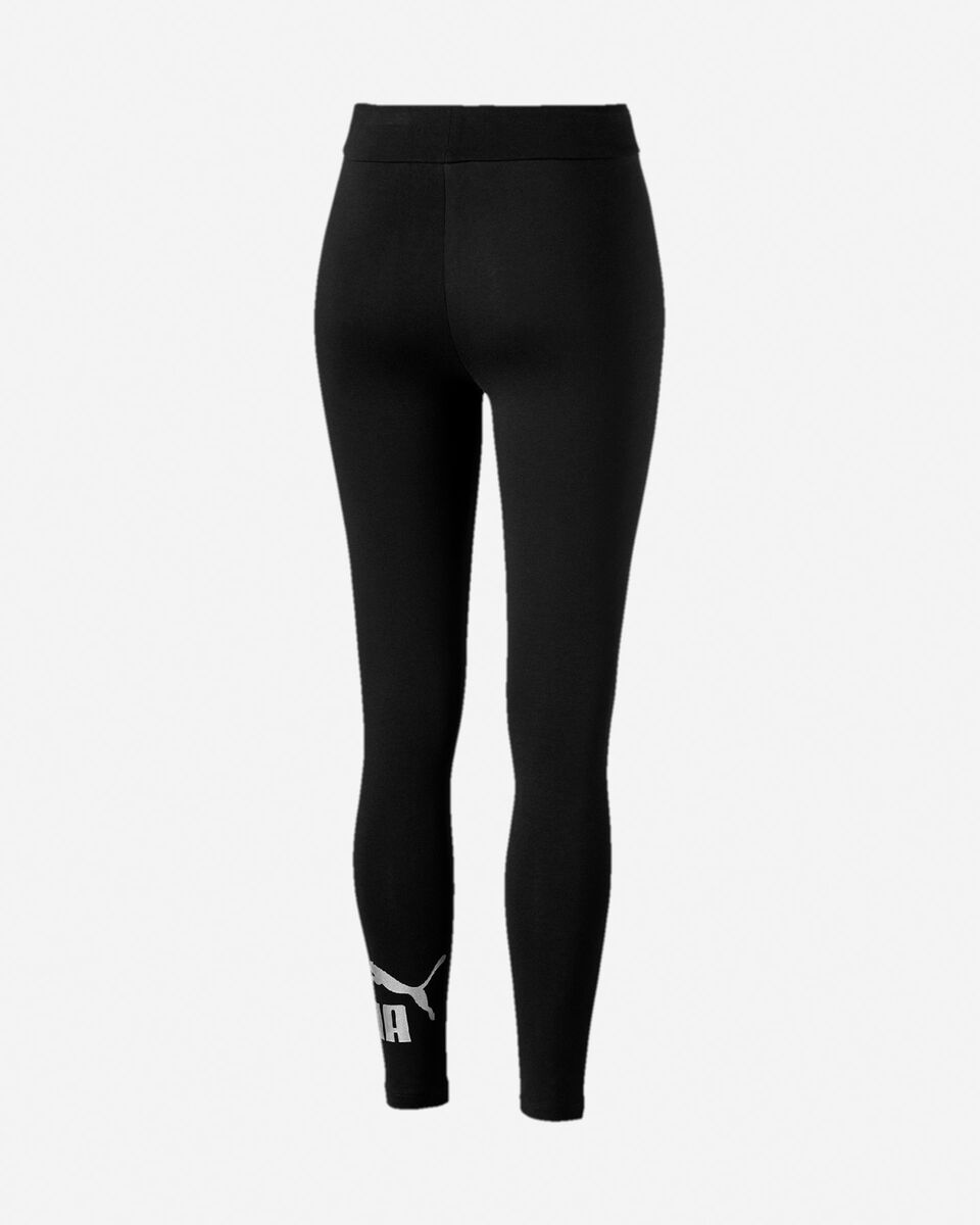 Leggings PUMA JSTRETCH LOGO FOIL W S5040858 scatto 1