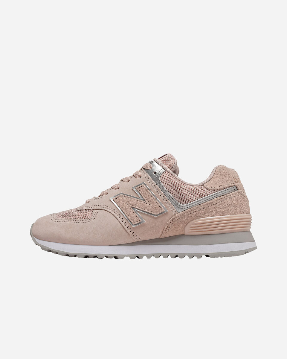 Scarpe sneakers NEW BALANCE 574 W S5166726 scatto 3