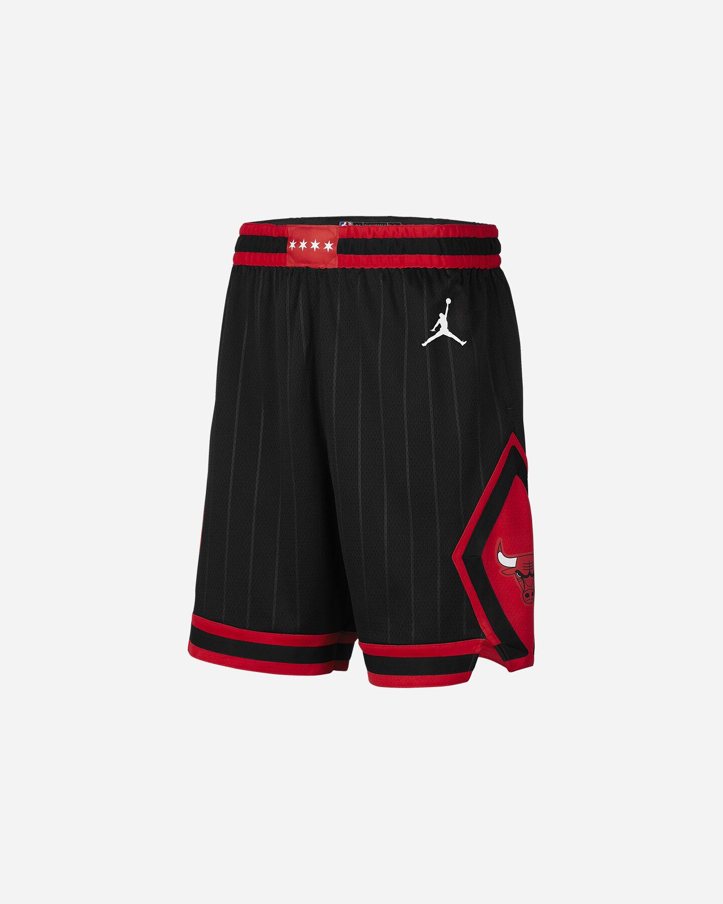 Pantaloncini basket NIKE CHICACO BULLS SWINGMAN STATEMENT 20 M S5227962 scatto 0