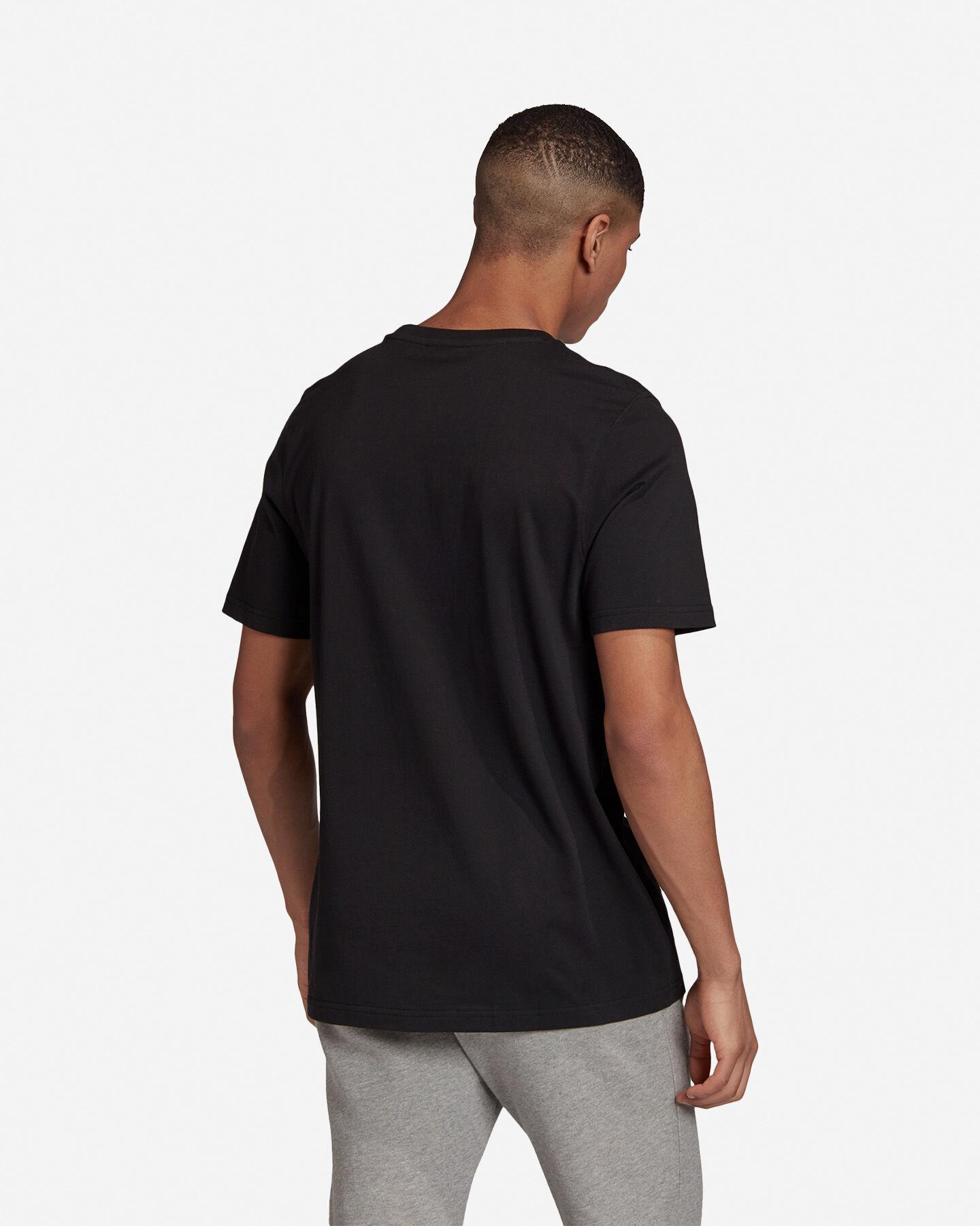 T-Shirt ADIDAS CAMO TONGUE M S5210681 scatto 4