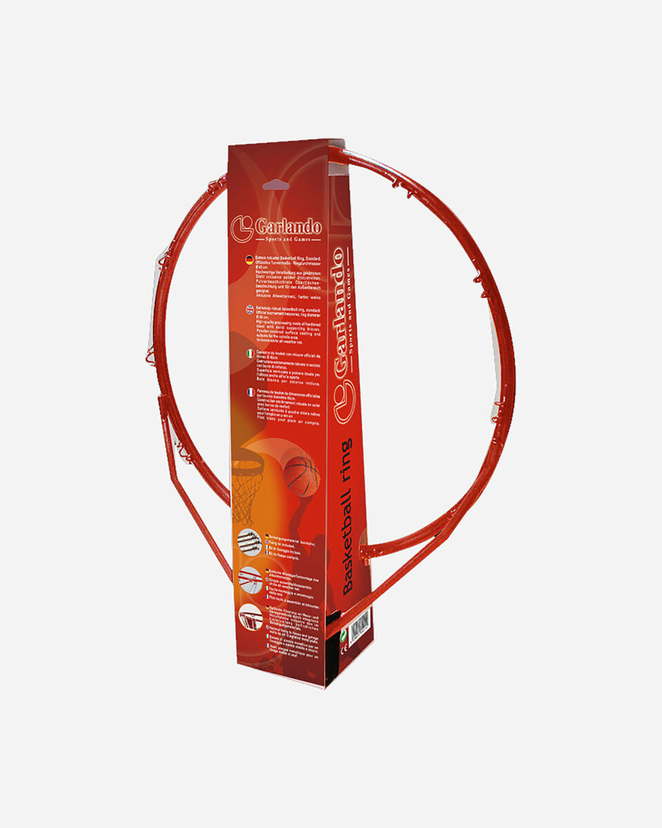 Canestro tabellone basket GARLANDO CANESTRO S1288710|N.D.|UNI scatto 0