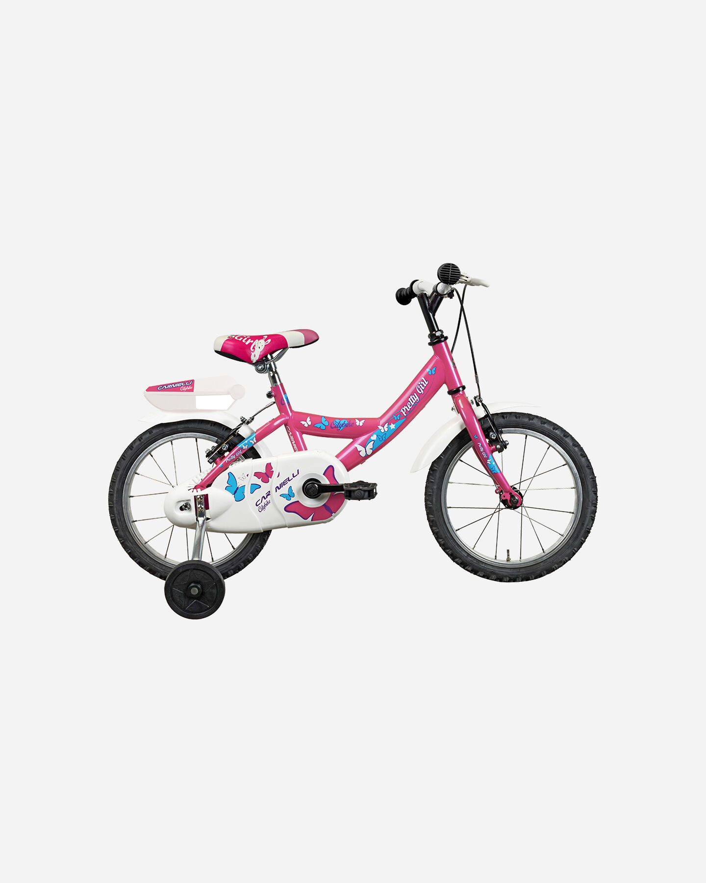 "Bici junior CARNIELLI BIKE 14"" JR S4025976|-|UNI scatto 0"