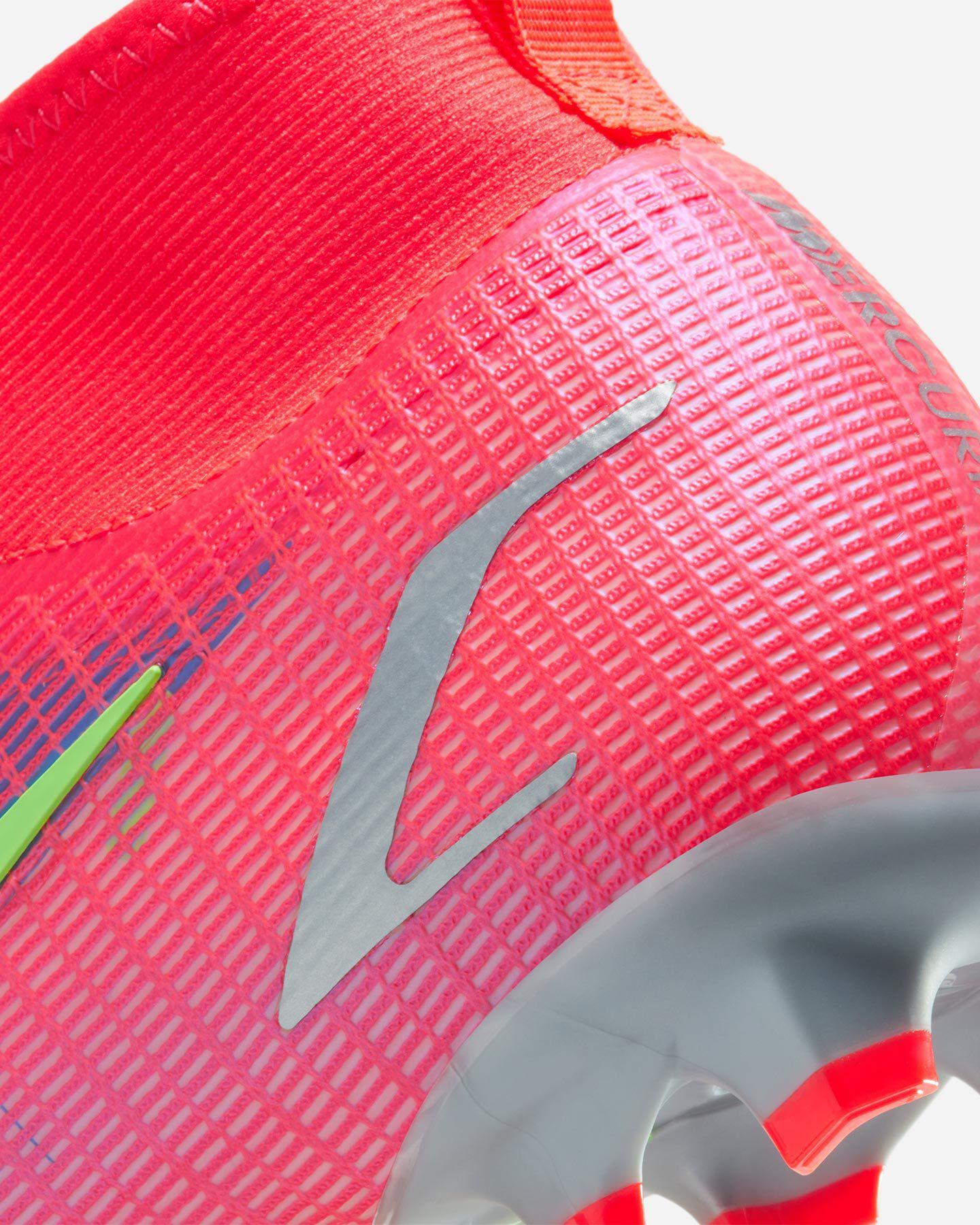 Scarpe calcio NIKE MERCURIAL SUPERFLY 8 PRO FG JR S5268330 scatto 5