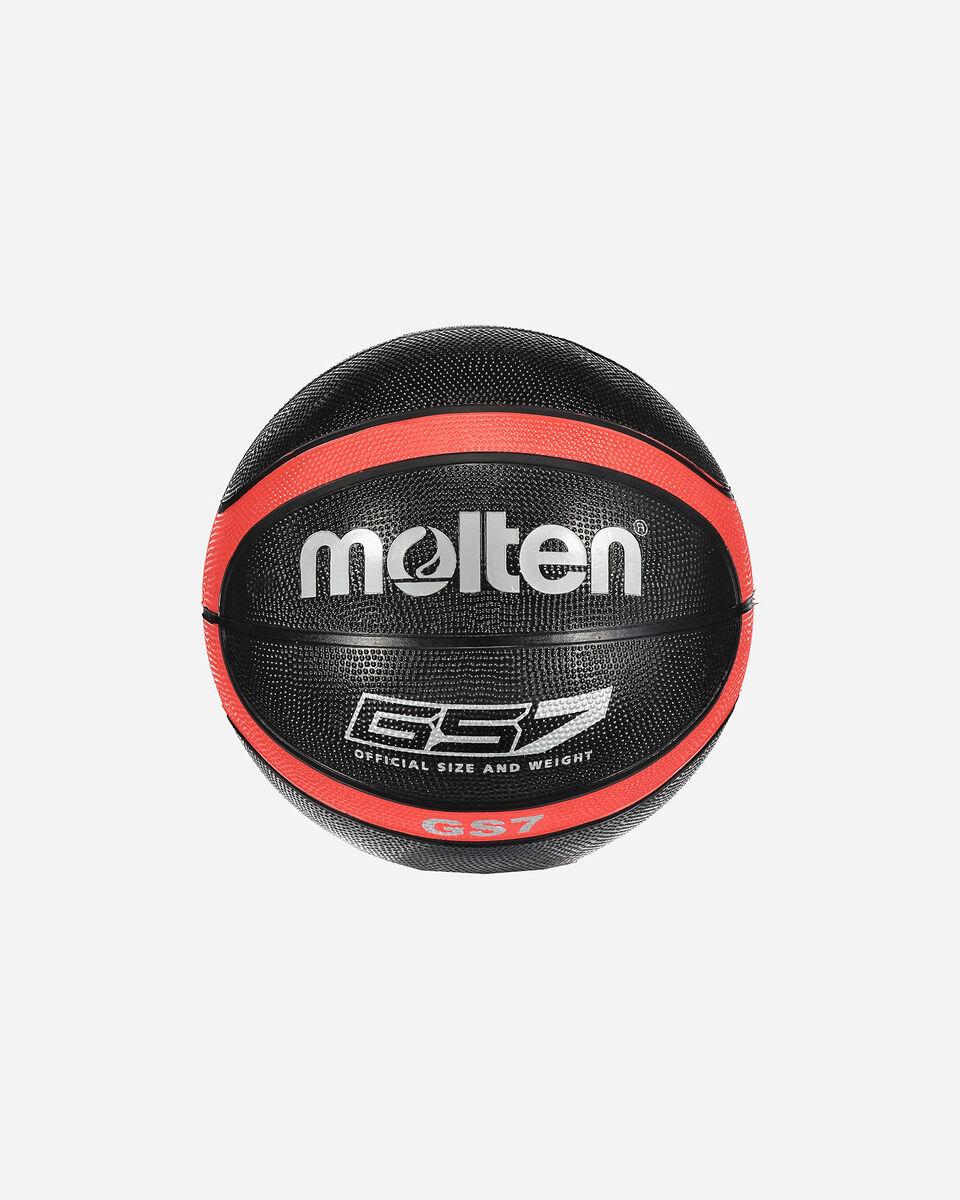 Pallone basket MOLTEN BASKET S4071274|BR|SZ.7 scatto 0