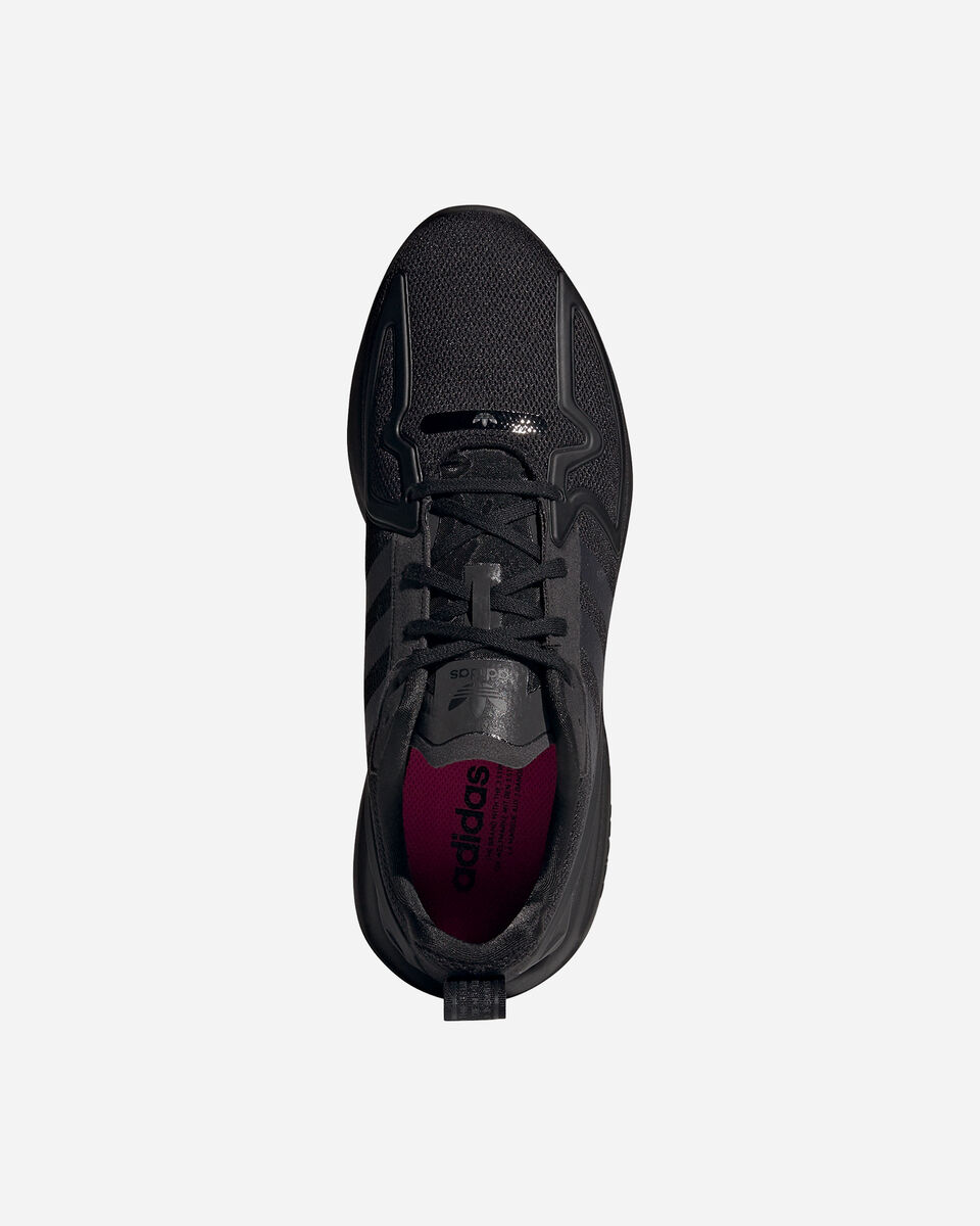 Scarpe sneakers ADIDAS ZX 2KM S5209099 scatto 2