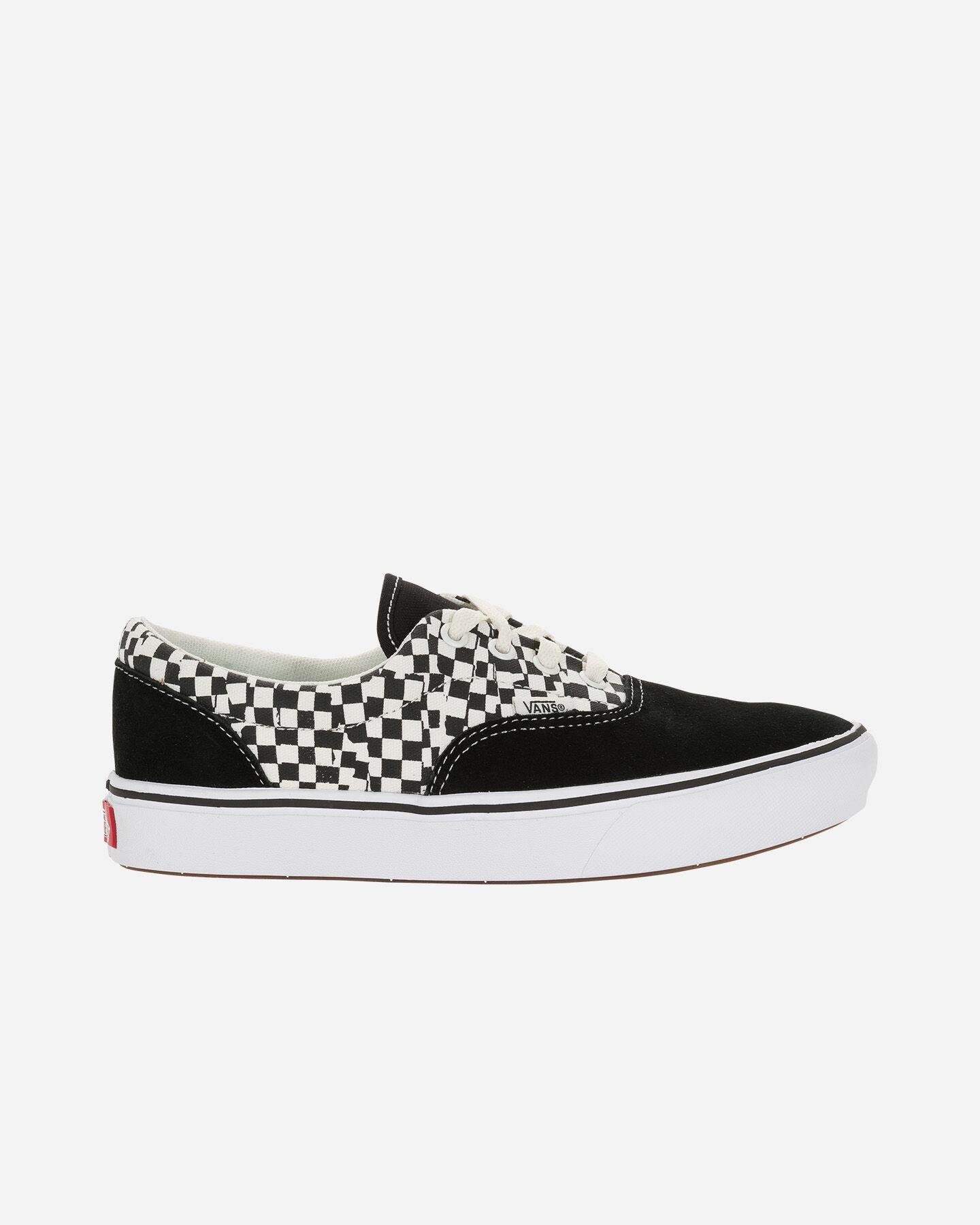 Scarpe sneakers VANS TEAR CHECK COMFYCUSH ERA M S5119650 scatto 0