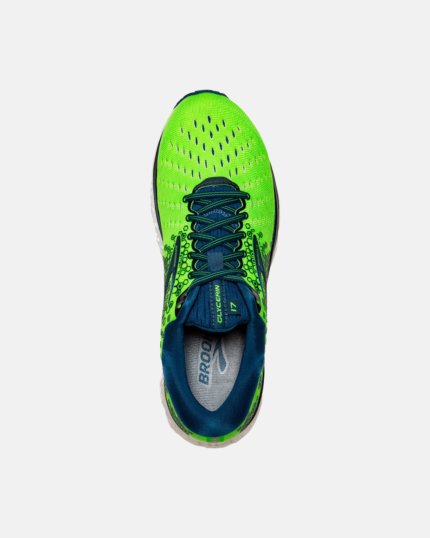 Scarpe running BROOKS GLYCERIN 17  M S5161054 scatto 4