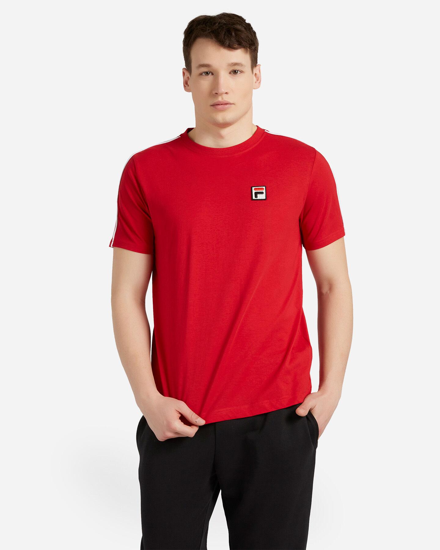 T-Shirt FILA BOX M S4088188 scatto 0