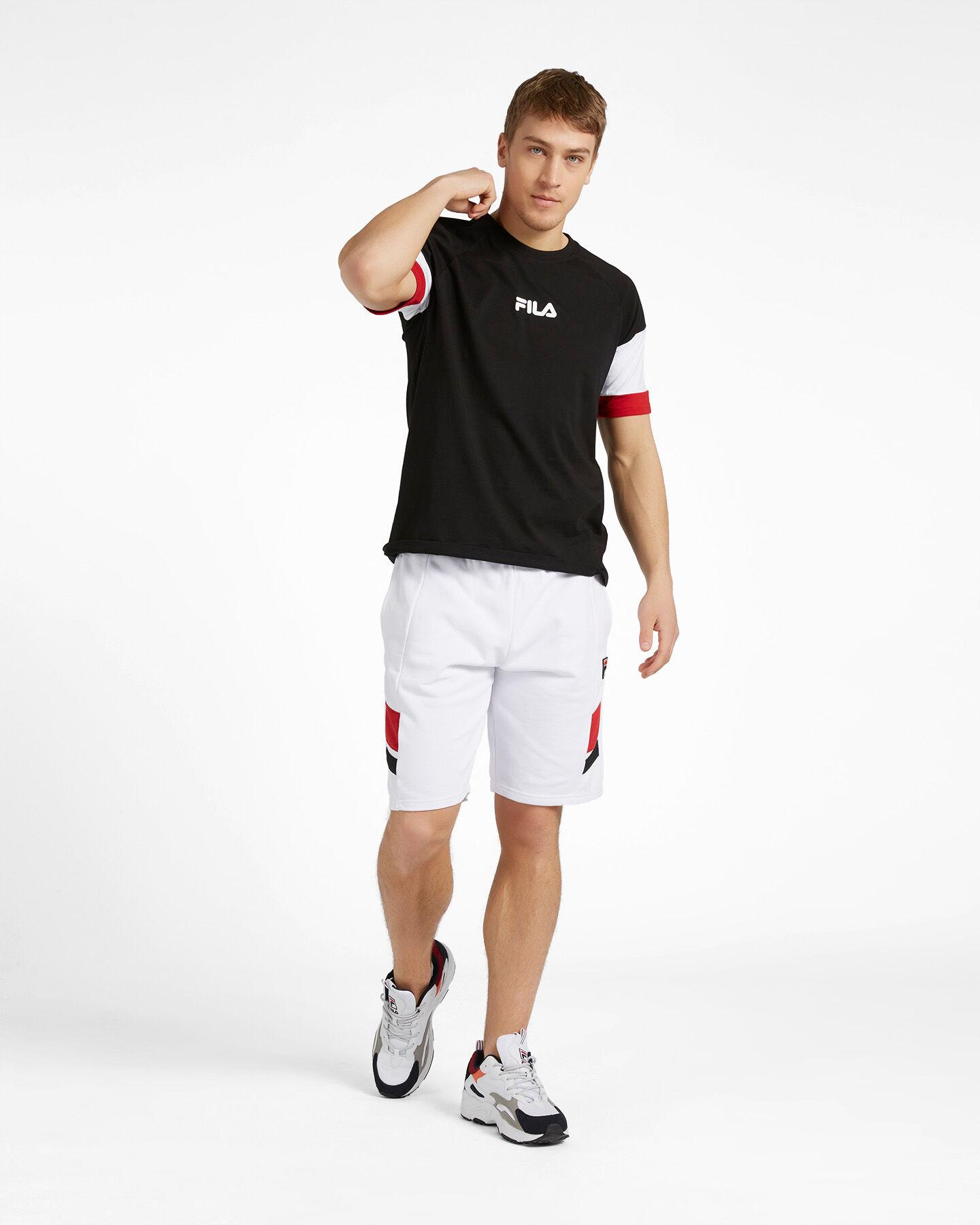 T-Shirt FILA NEW COLOR BLOCK M S4088467 scatto 1
