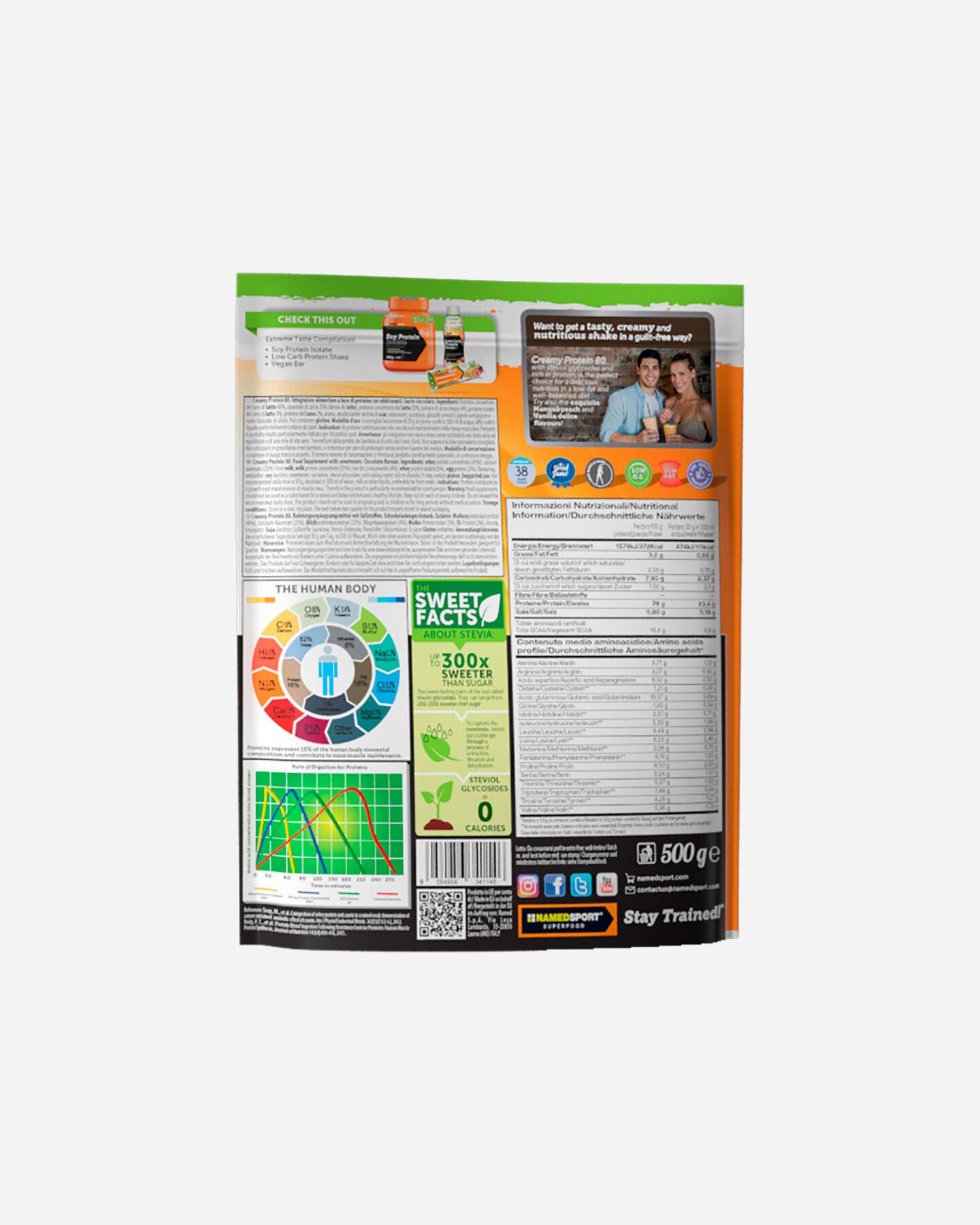 Energetico NAMED SPORT CREAMY PROTEIN 500G S4024061 1 UNI scatto 1