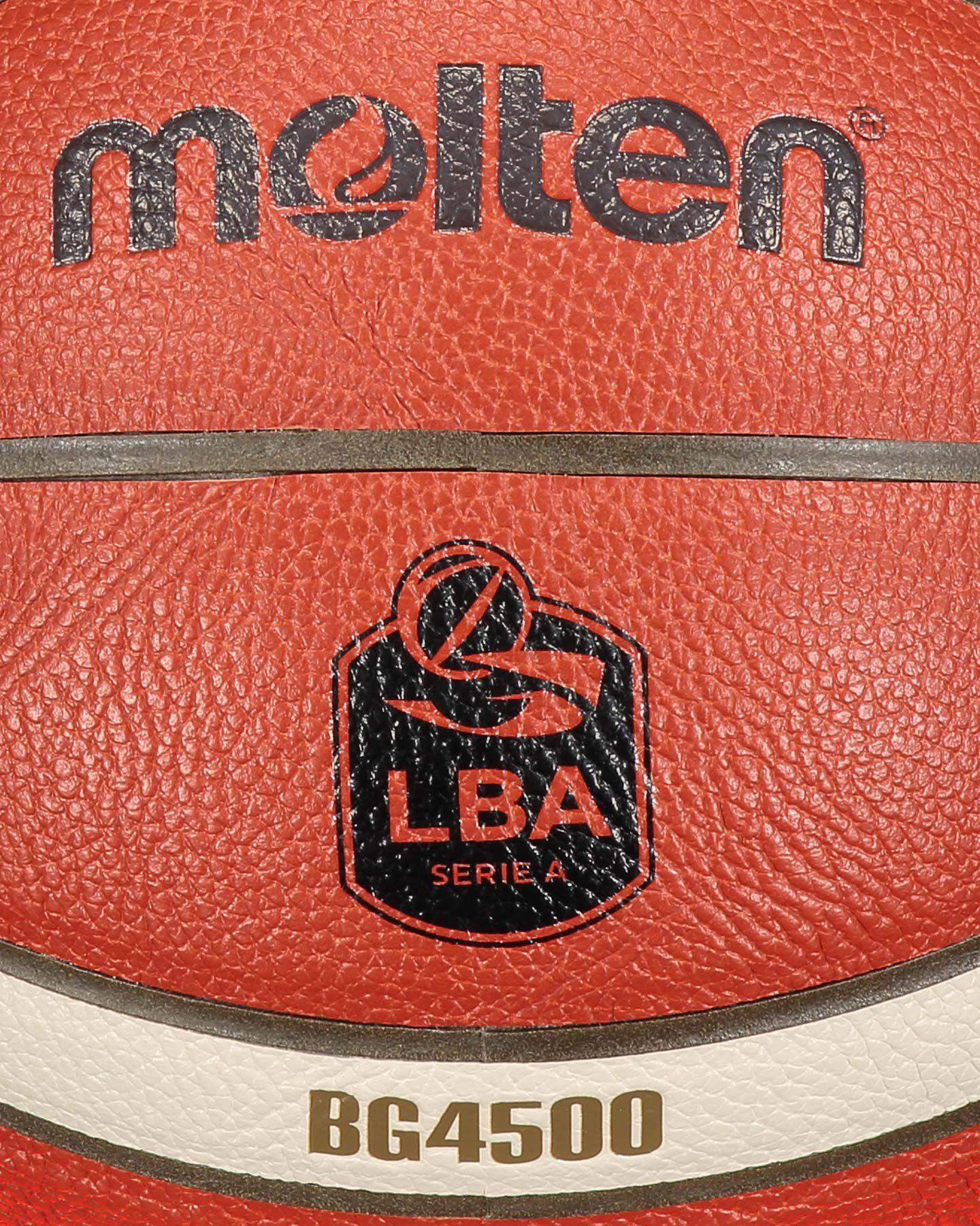 Pallone basket MOLTEN BASKET OFFICIAL 7 S5203830|UNI|UNI scatto 1