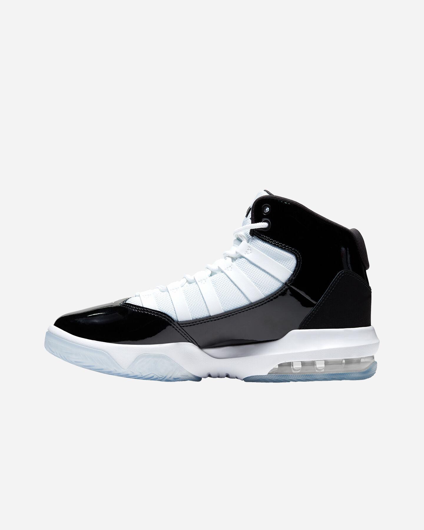 Scarpe sneakers NIKE JORDAN MAX AURA JR GS S5161424 scatto 5